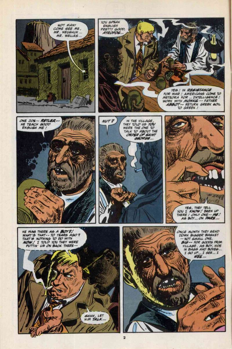 Read online Doctor Zero comic -  Issue #7 - 4