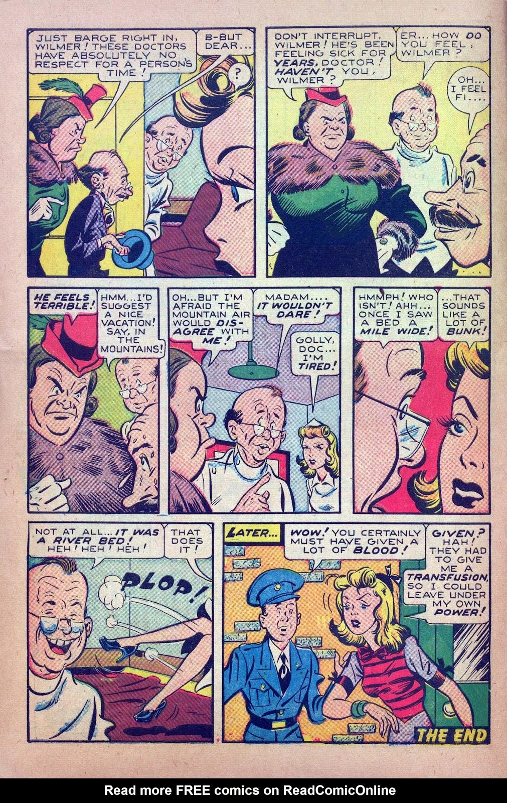 Read online Joker Comics comic -  Issue #18 - 10