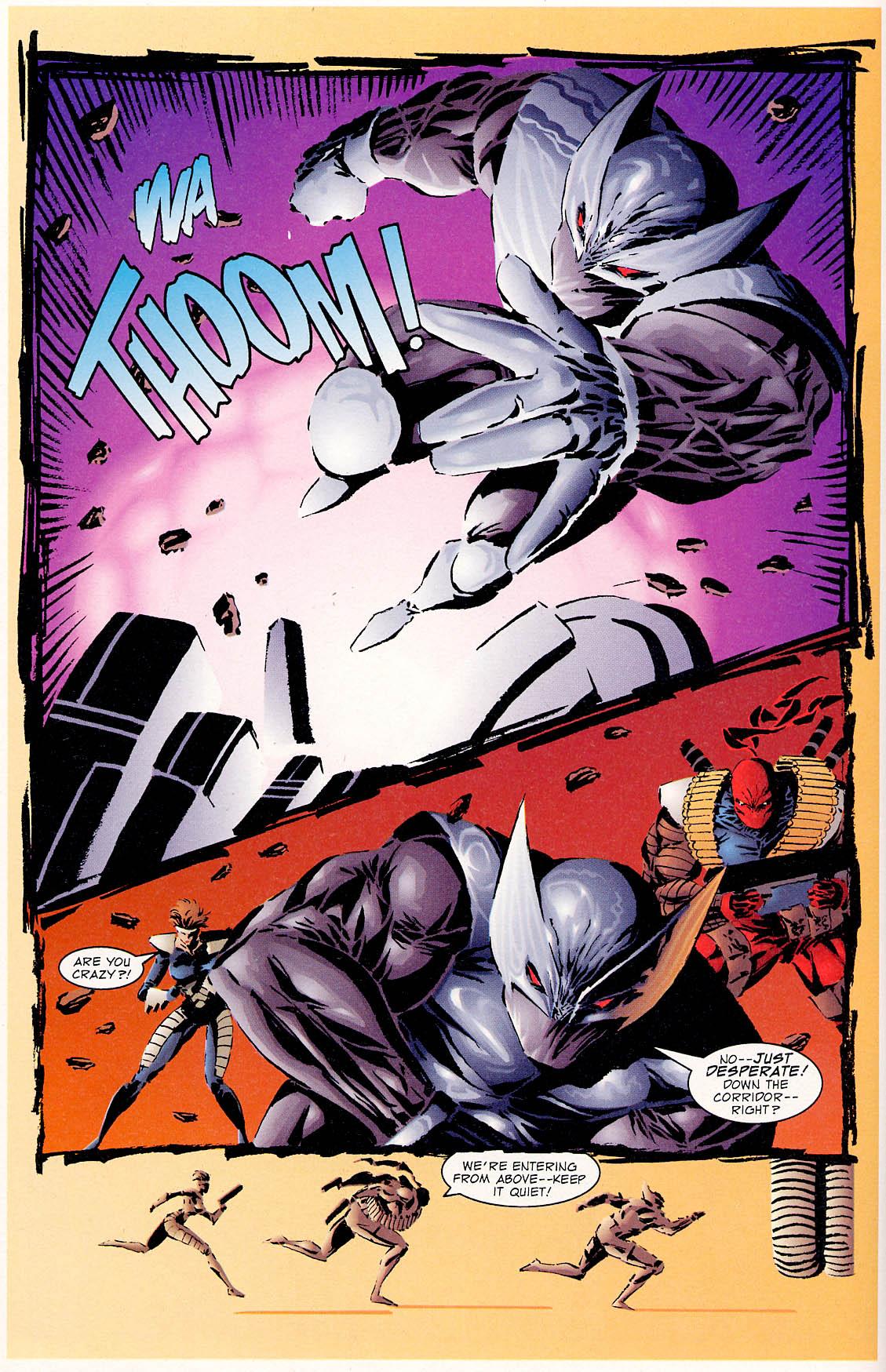 Read online ShadowHawk comic -  Issue #0 - 12