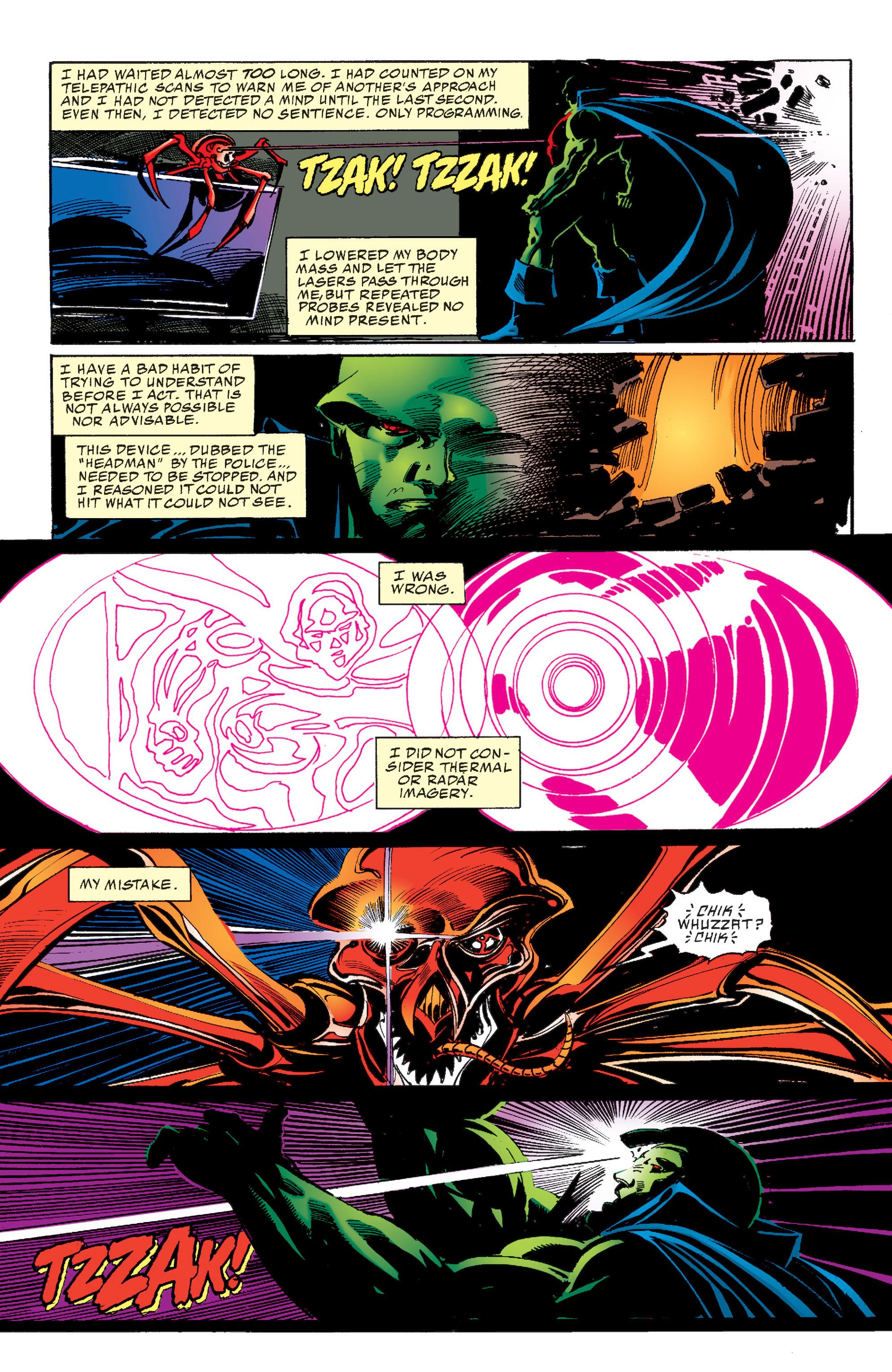Read online Martian Manhunter: Son of Mars comic -  Issue # TPB - 38