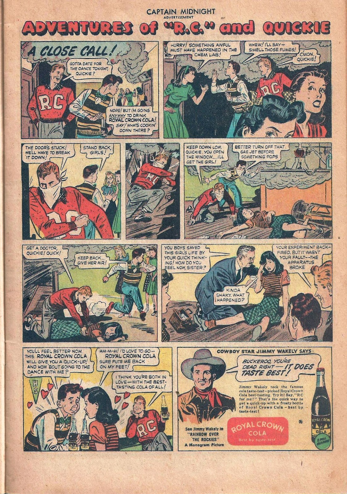 Captain Midnight (1942) issue 53 - Page 13