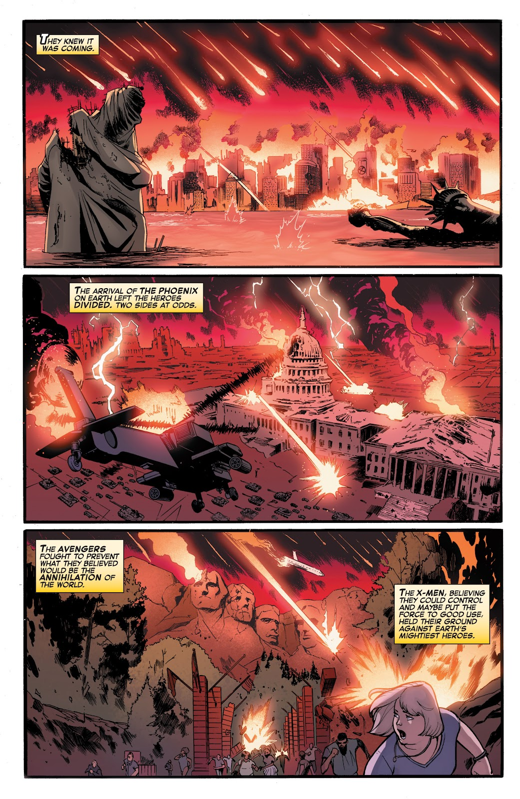 Read online What If? AvX comic -  Issue #4 - 3