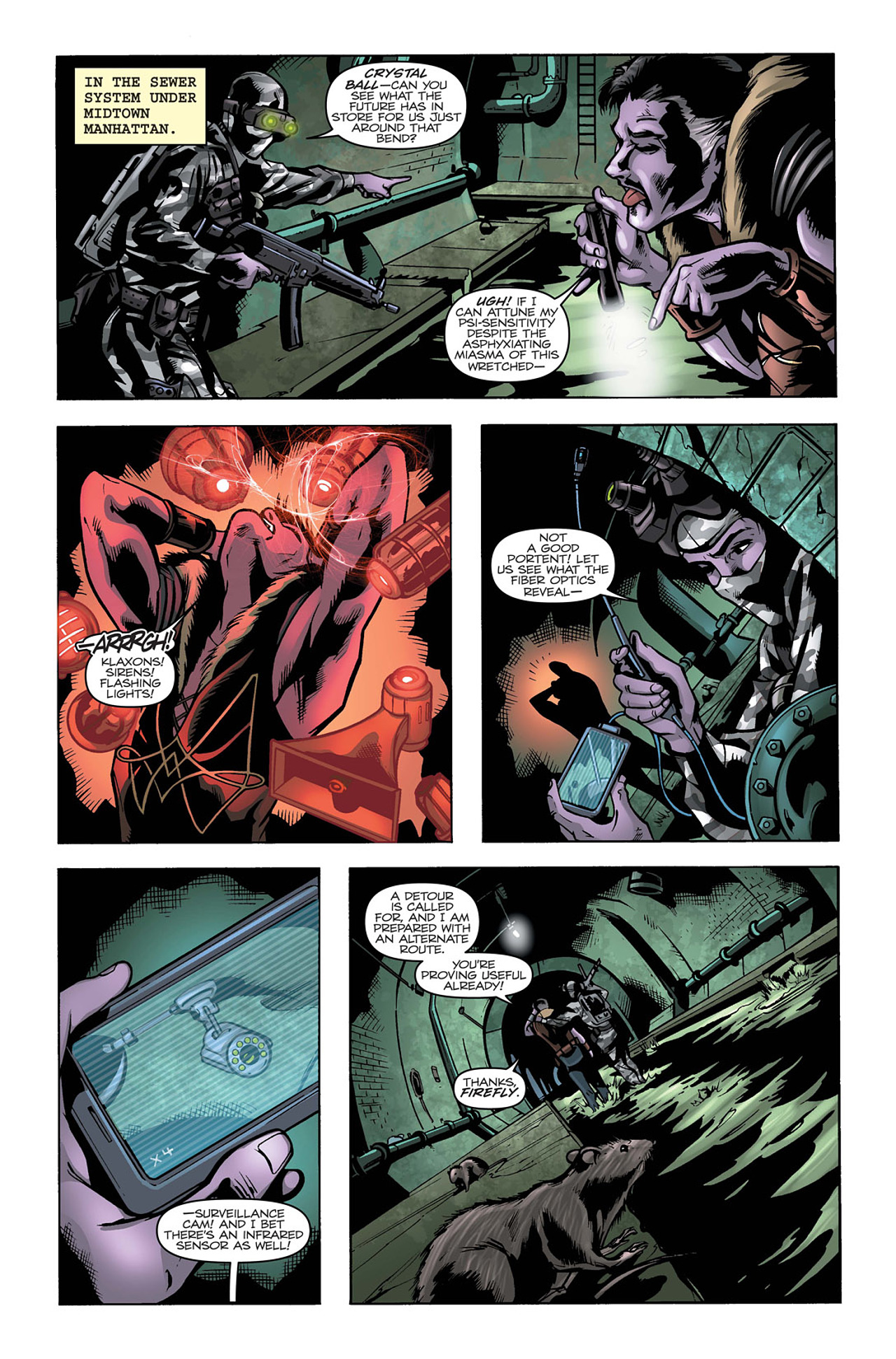 G.I. Joe: A Real American Hero 168 Page 7