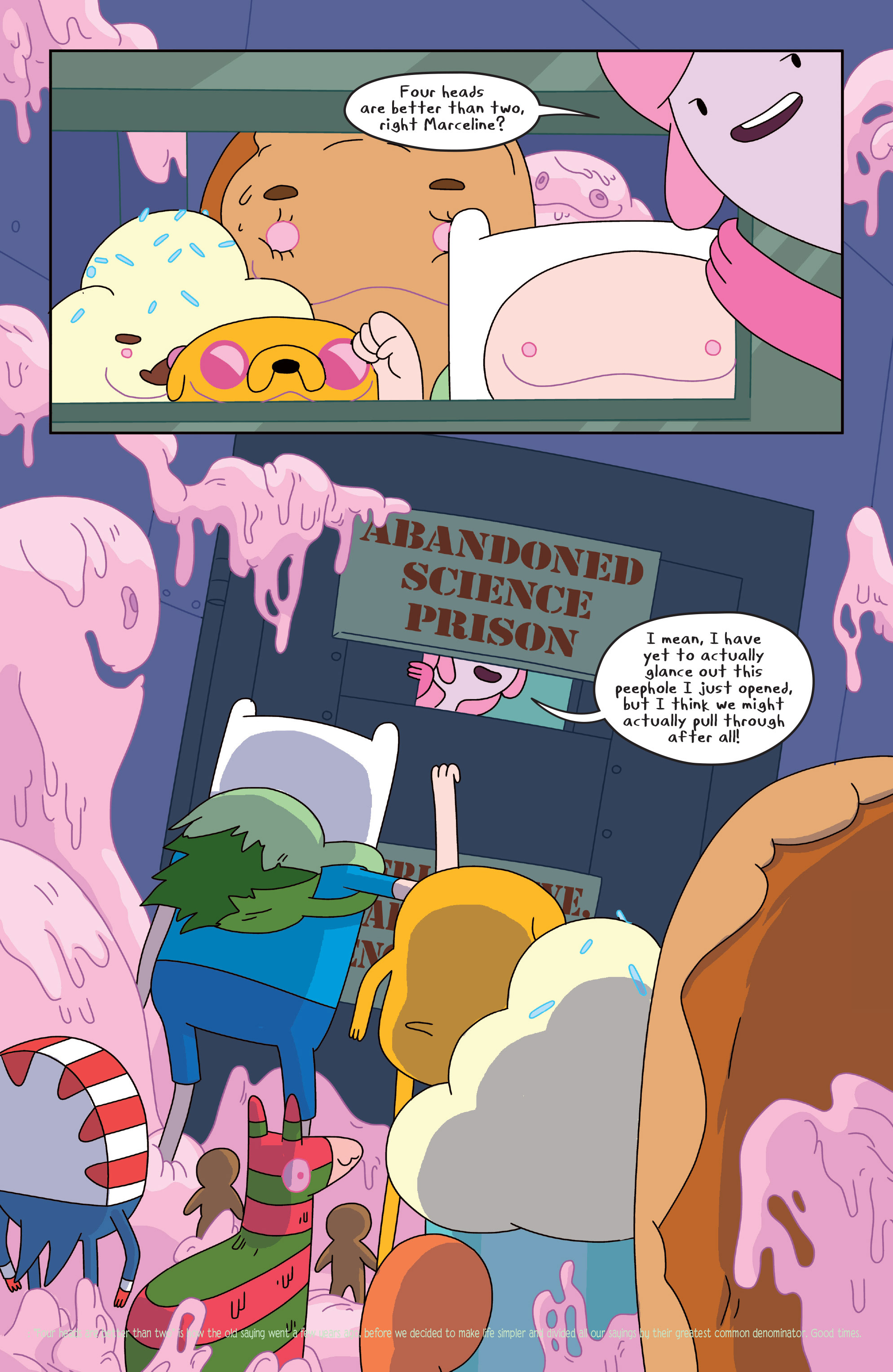 Read online Adventure Time comic -  Issue #Adventure Time _TPB 5 - 57