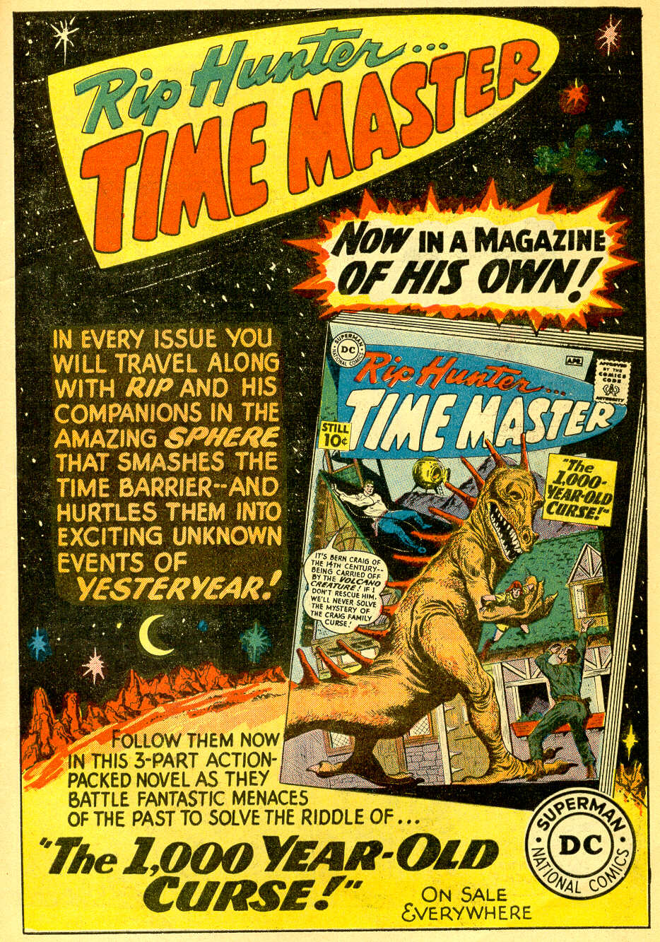Read online All-Star Western (1951) comic -  Issue #118 - 9