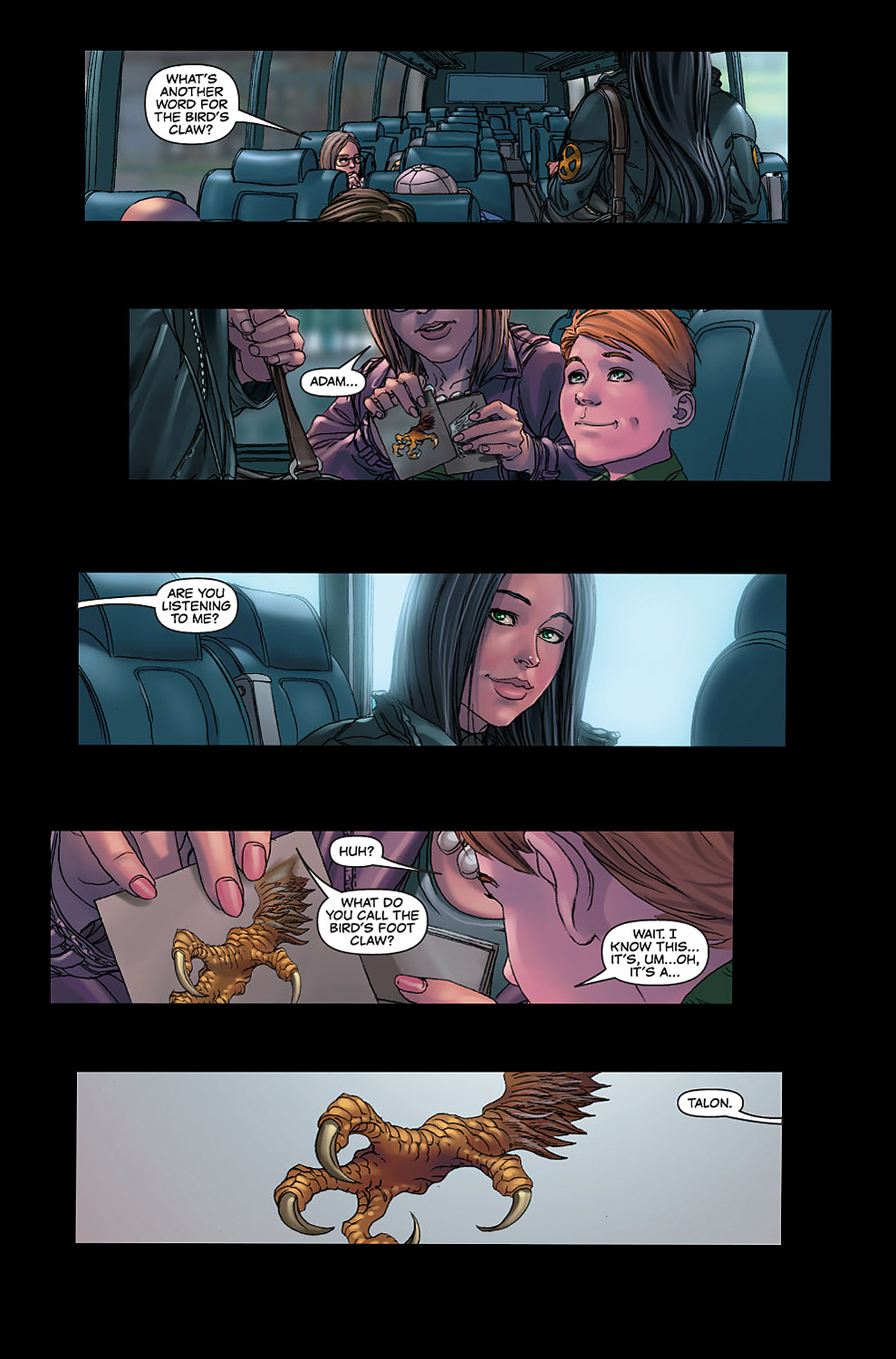 Read online X-23: Target X comic -  Issue #6 - 27