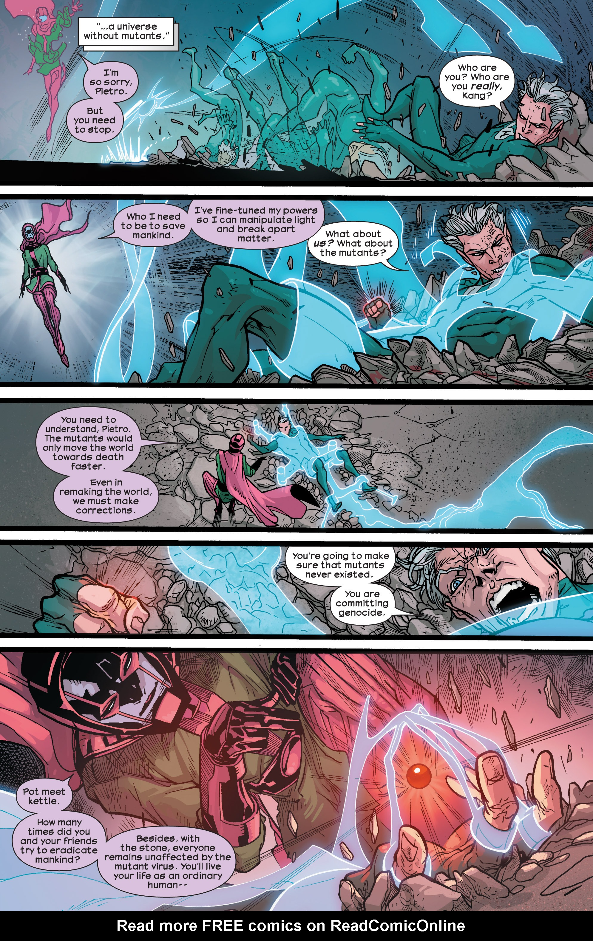 Read online Ultimate Comics Ultimates comic -  Issue #29 - 13