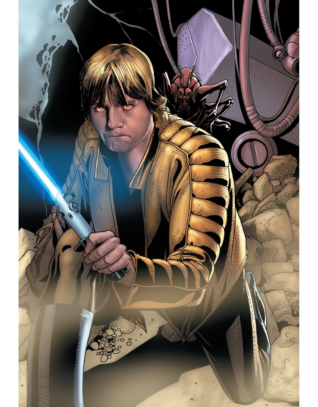 Read online The Marvel Art of Star Wars comic -  Issue # TPB (Part 2) - 13