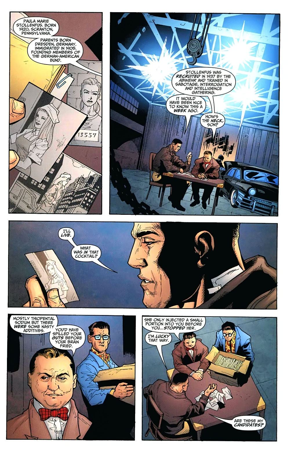 Read online Team Zero comic -  Issue #1 - 23
