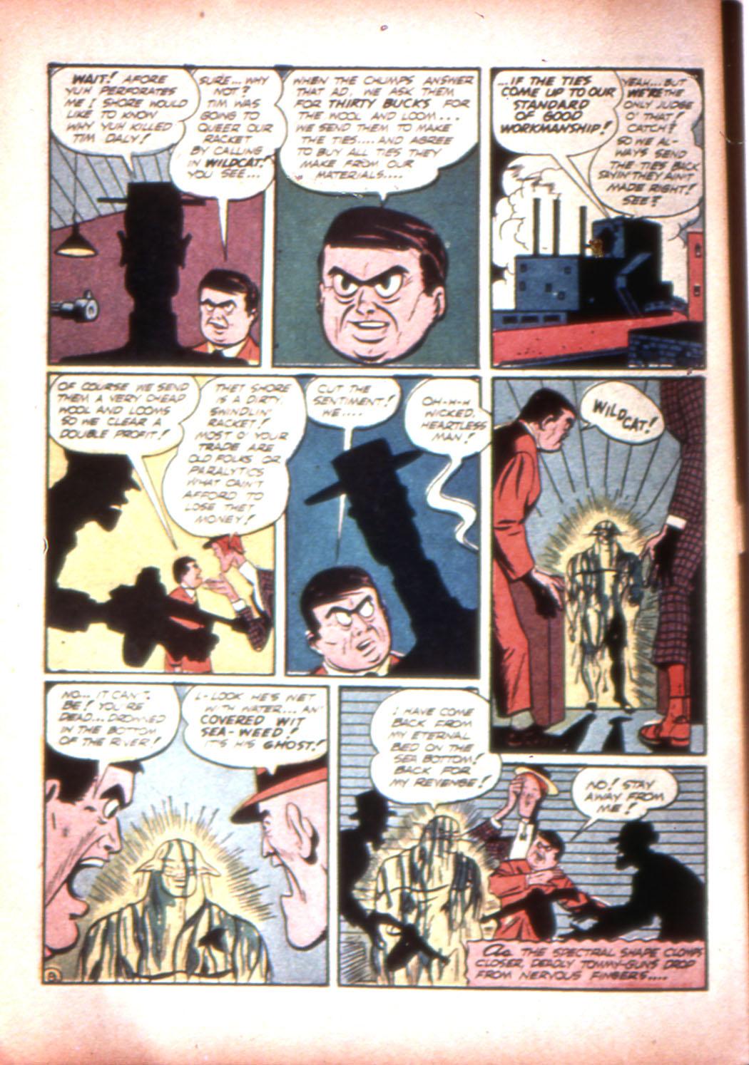 Read online Sensation (Mystery) Comics comic -  Issue #17 - 64