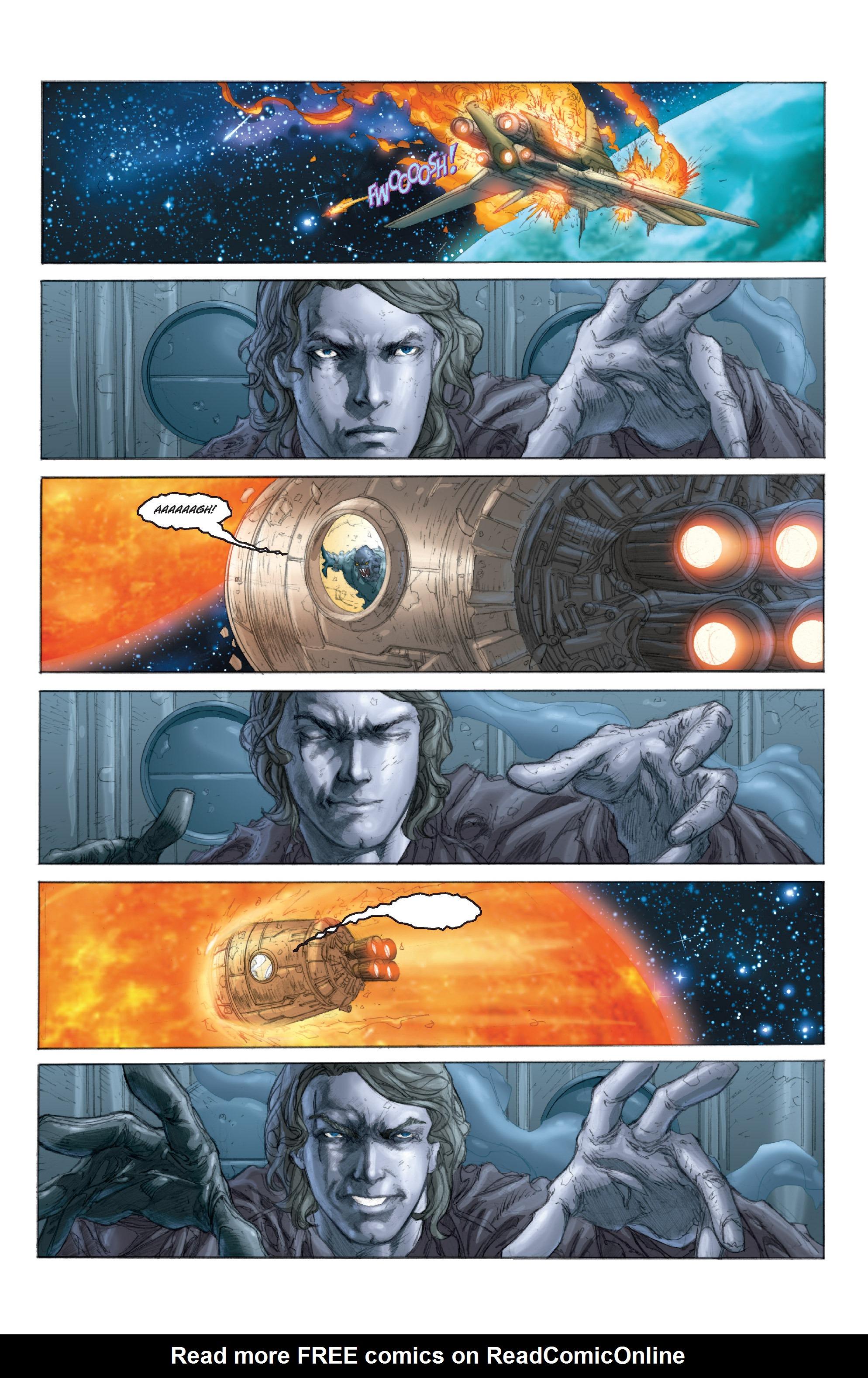 Read online Star Wars Omnibus comic -  Issue # Vol. 26 - 134