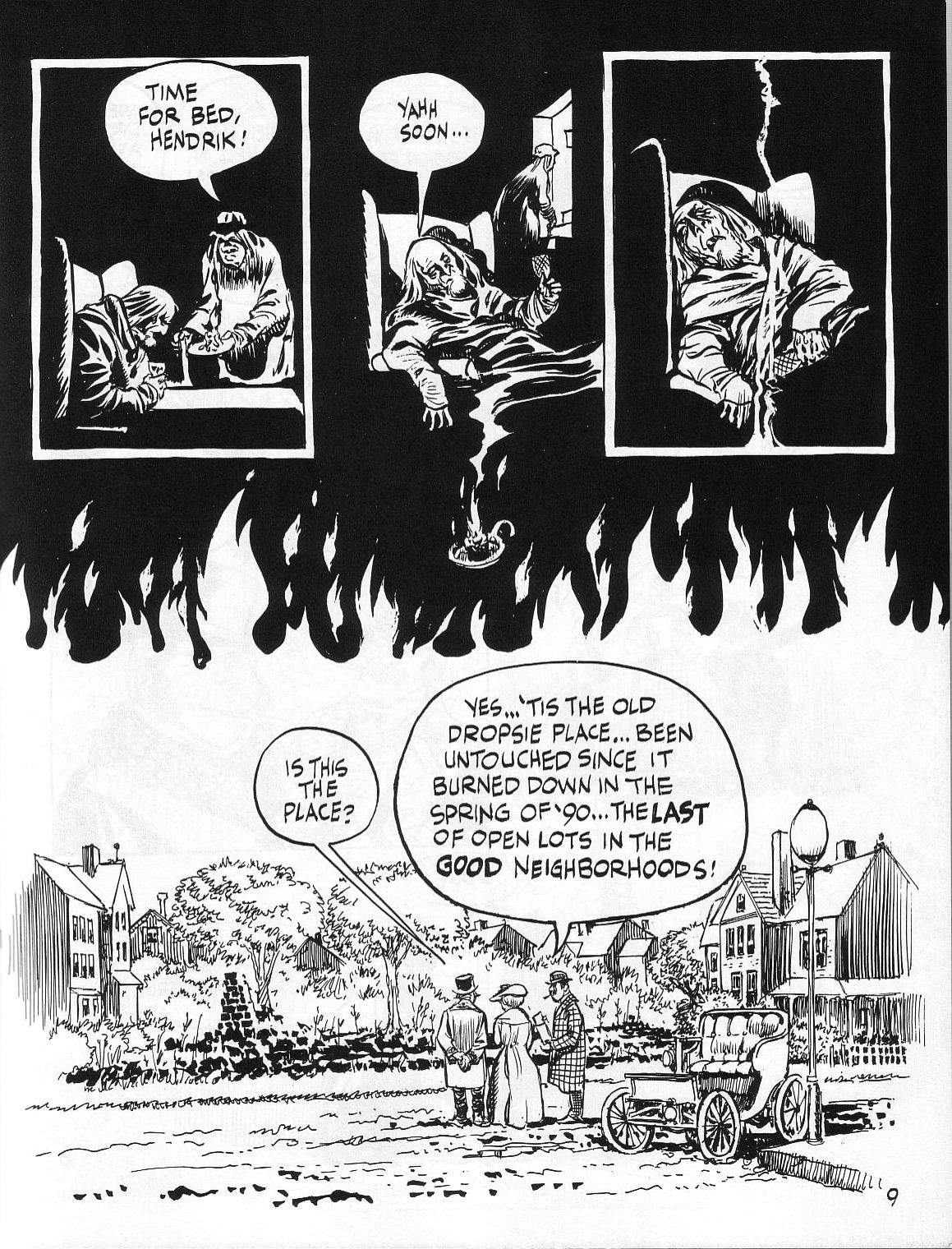 Read online Dropsie Avenue, The Neighborhood comic -  Issue # Full - 11