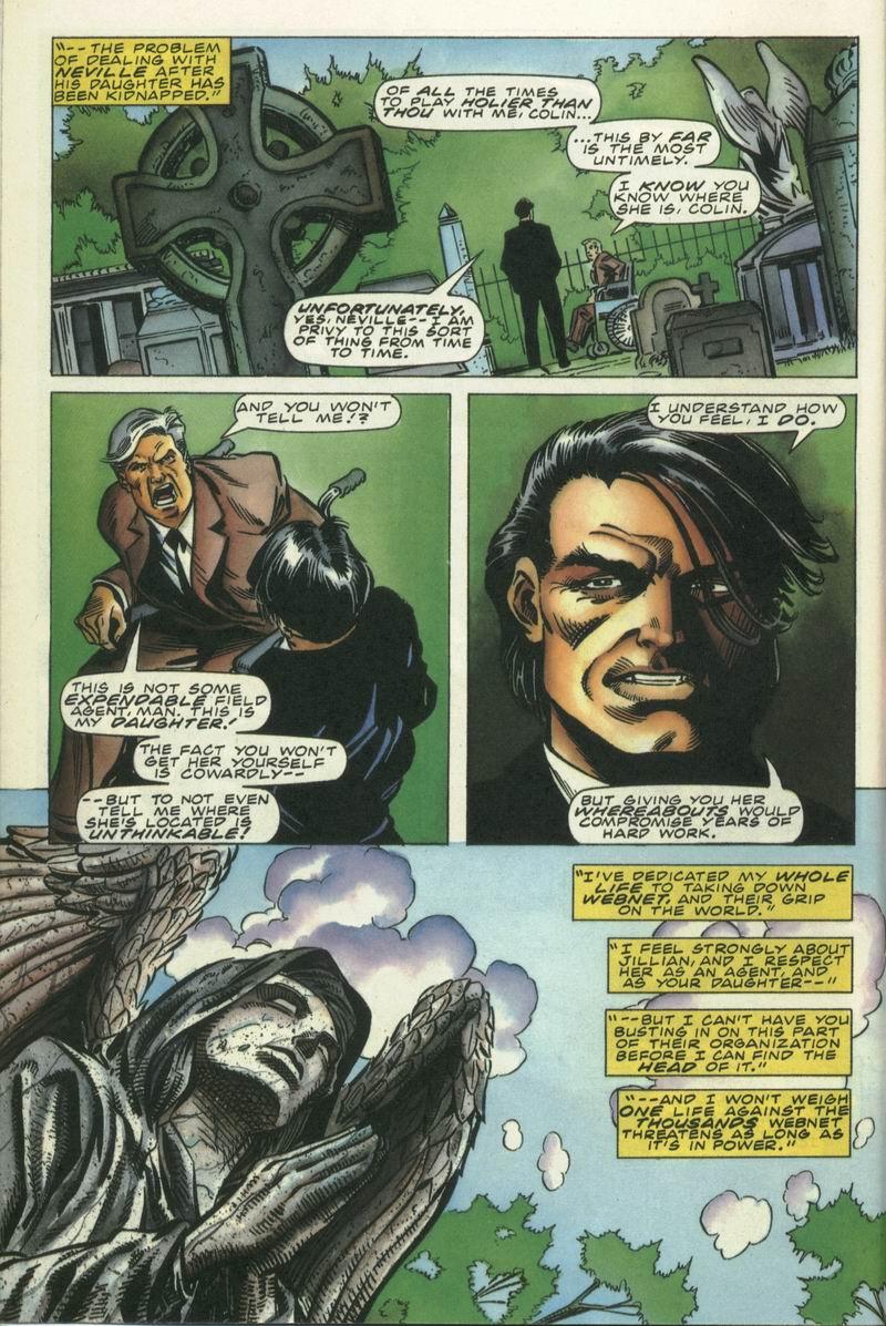 Read online Secret Weapons comic -  Issue #16 - 5