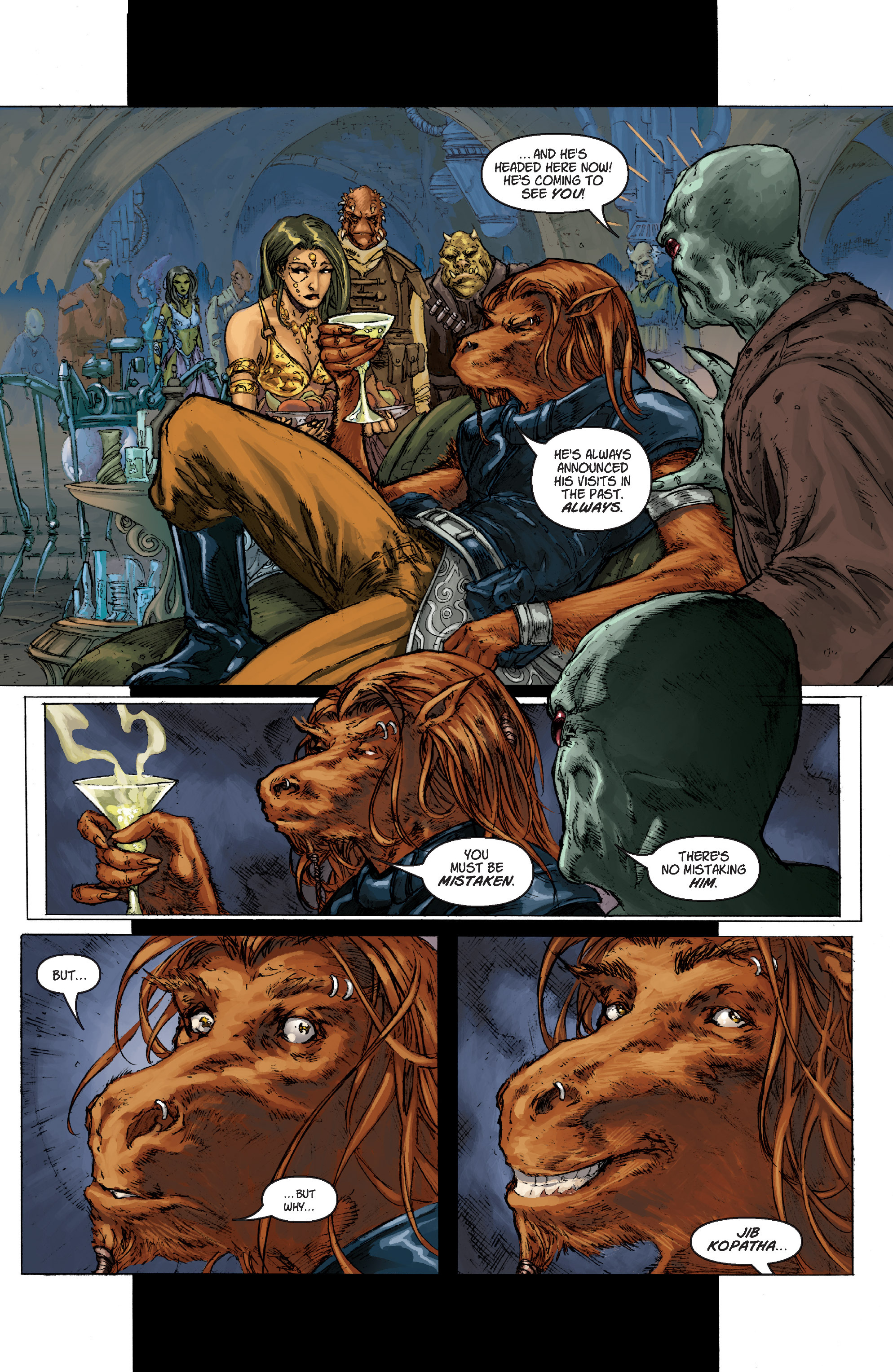Read online Star Wars Omnibus comic -  Issue # Vol. 17 - 287