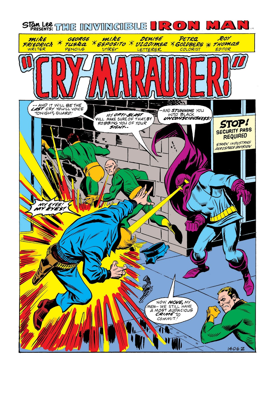 Read online Marvel Masterworks: The Invincible Iron Man comic -  Issue # TPB 9 (Part 2) - 34