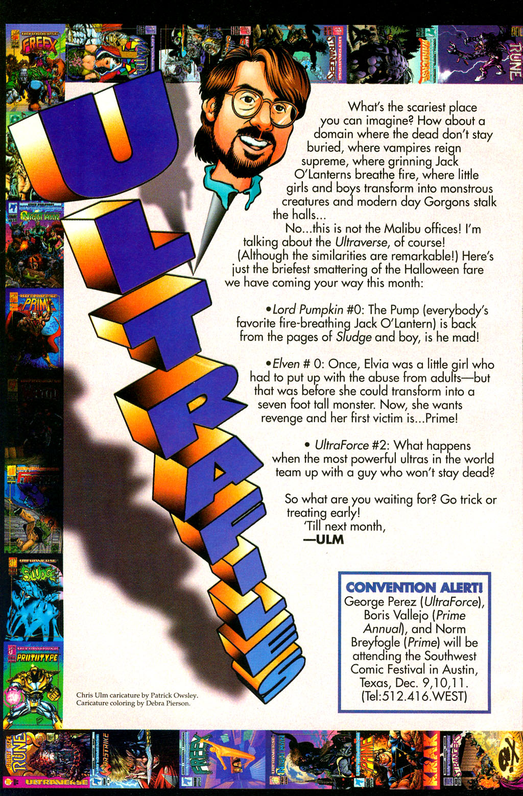Read online UltraForce (1994) comic -  Issue #2 - 26