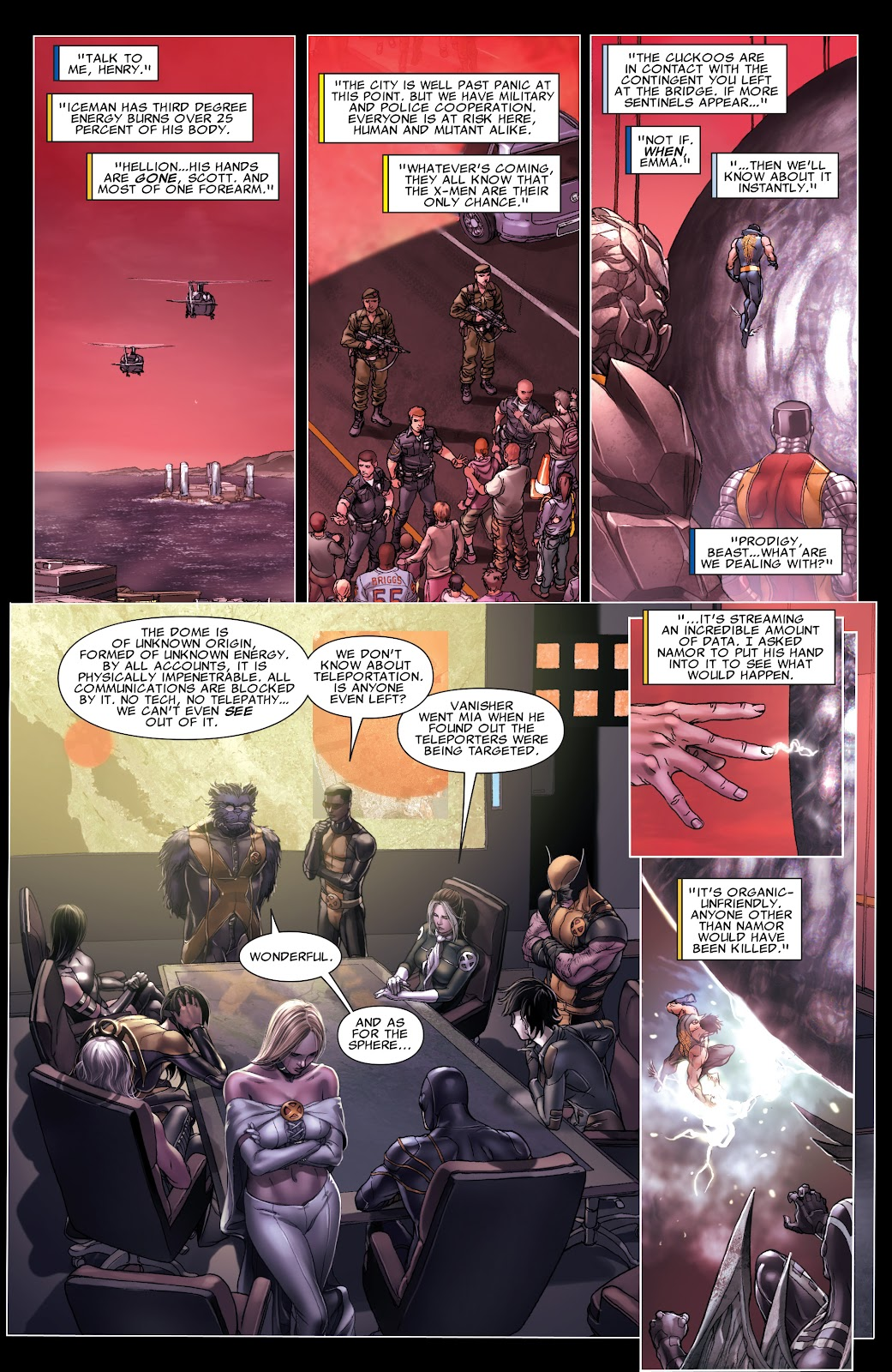 Read online X-Men: Second Coming comic -  Issue # _TPB (Part 3) - 18