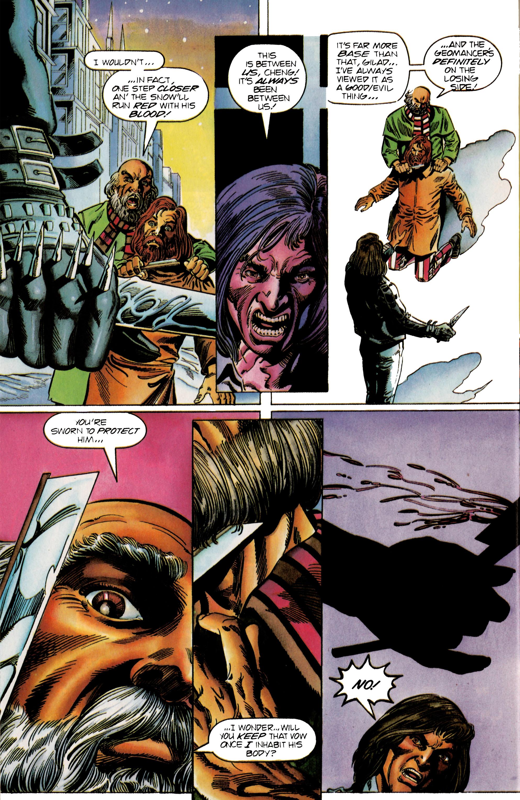Read online Eternal Warrior (1992) comic -  Issue #24 - 20