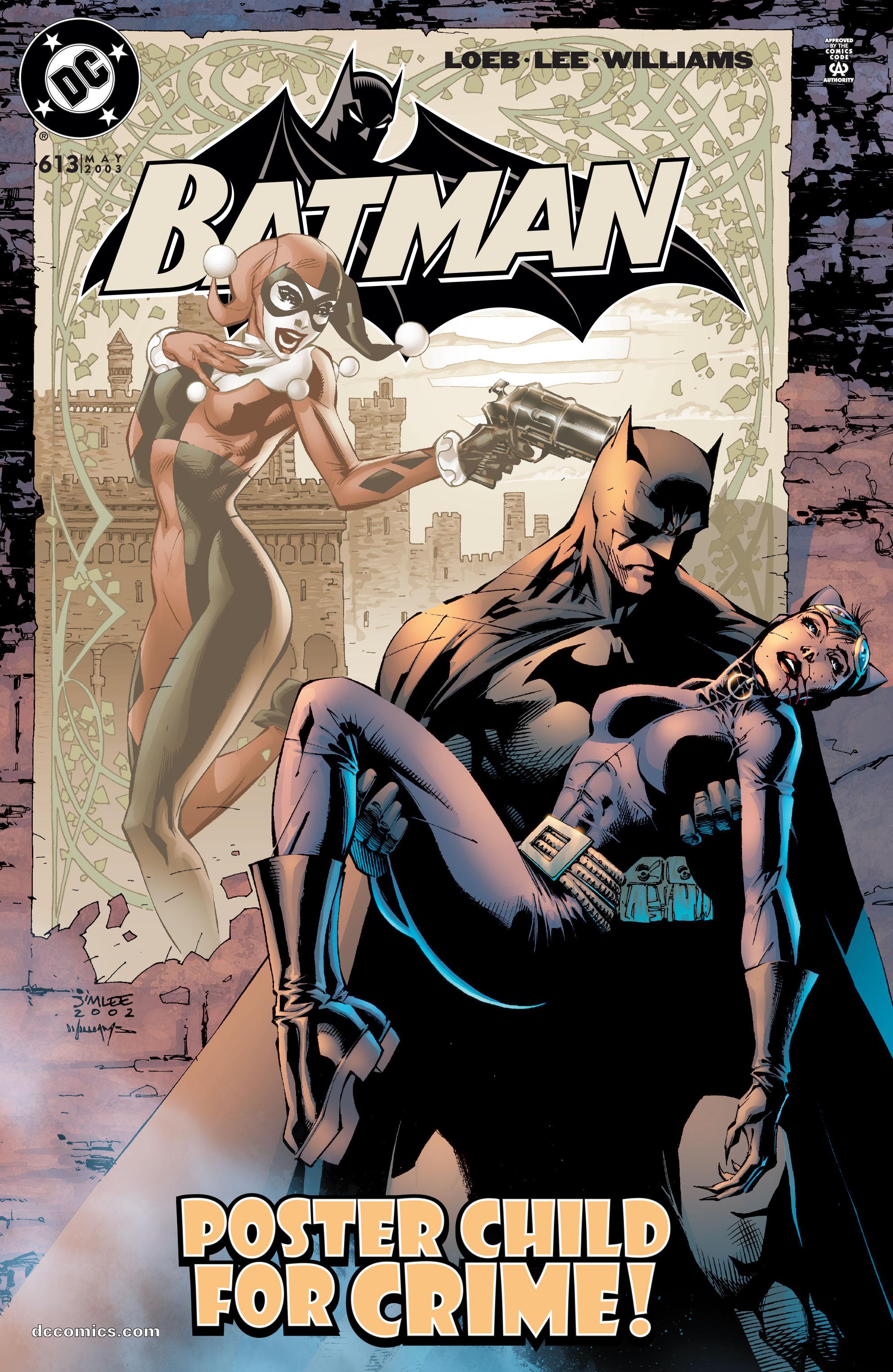 Batman (1940) 613 Page 1
