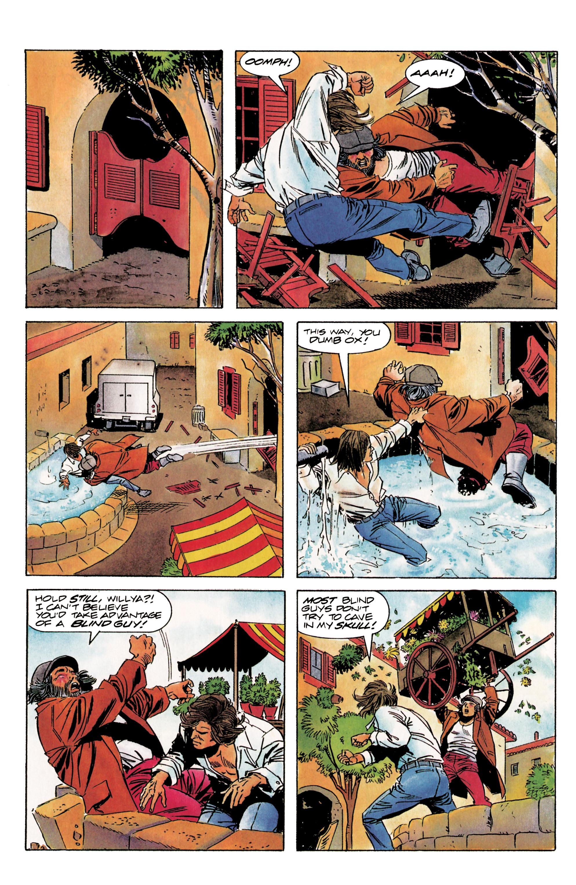 Read online Eternal Warrior (1992) comic -  Issue #3 - 21