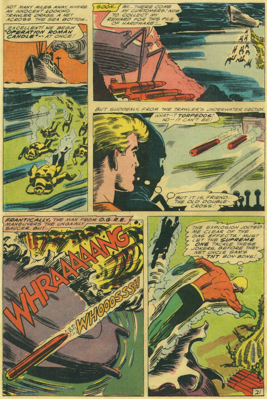 Aquaman (1962) Issue #26 #26 - English 30