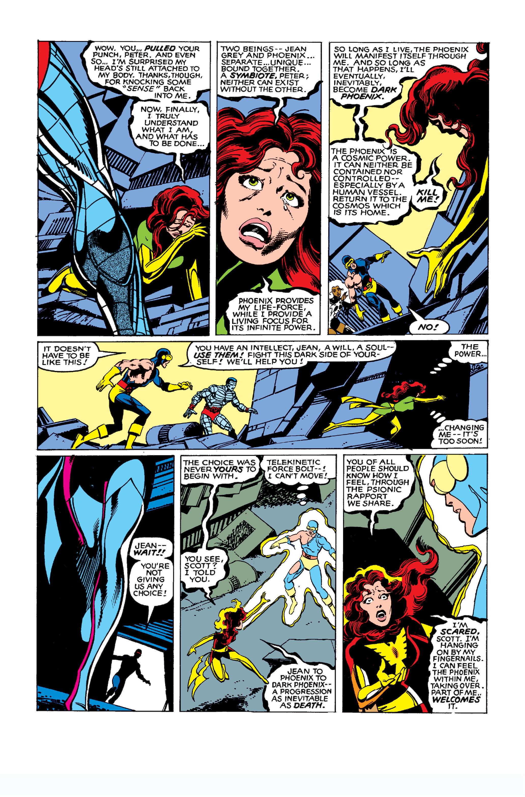 Uncanny X-Men (1963) 137 Page 32
