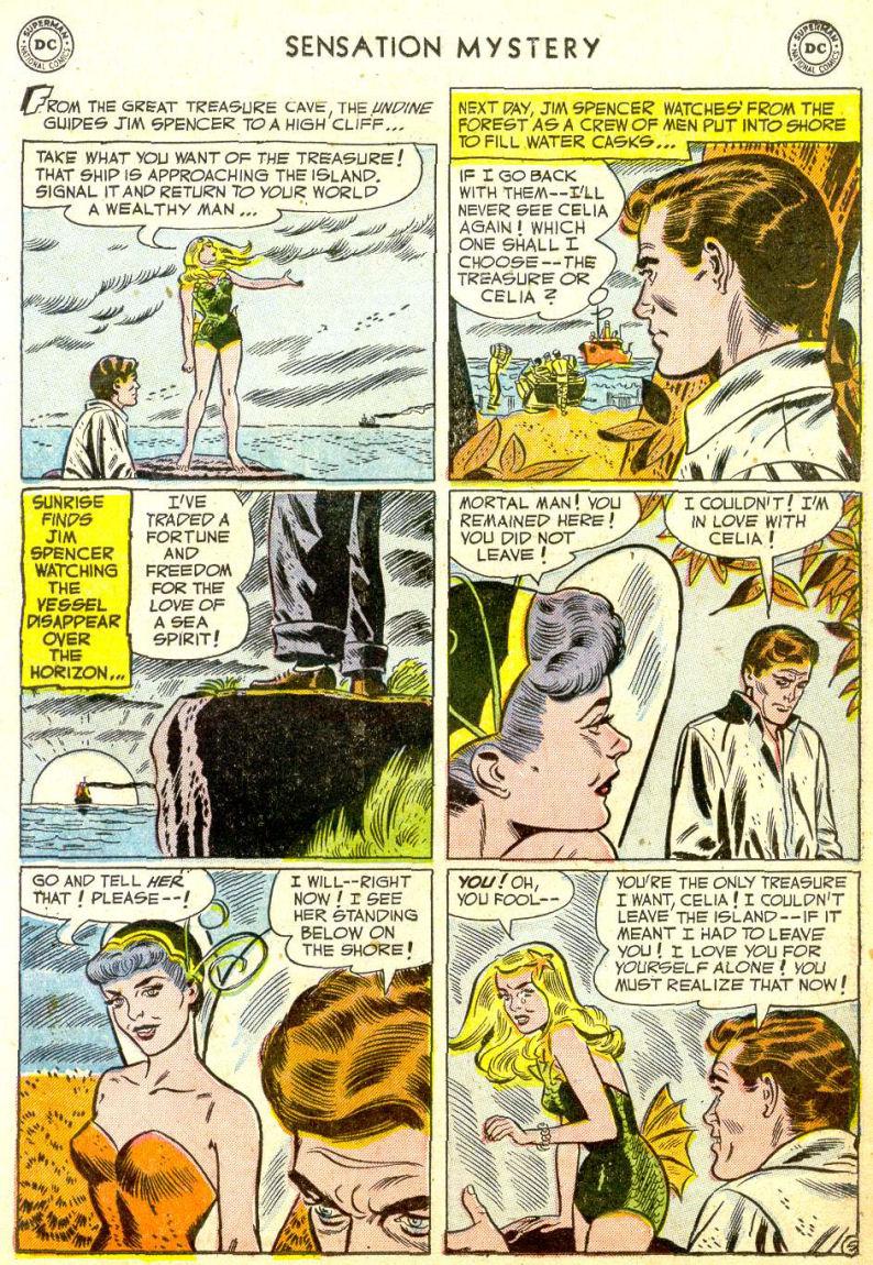 Read online Sensation (Mystery) Comics comic -  Issue #113 - 17