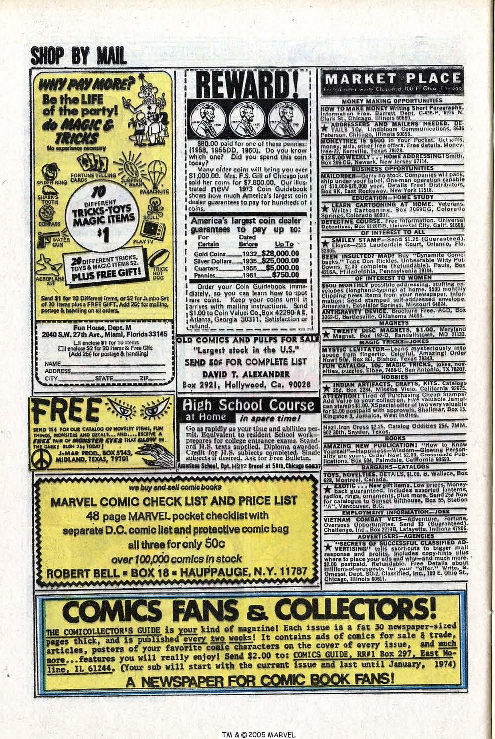 Read online Uncanny X-Men (1963) comic -  Issue #81 - 28