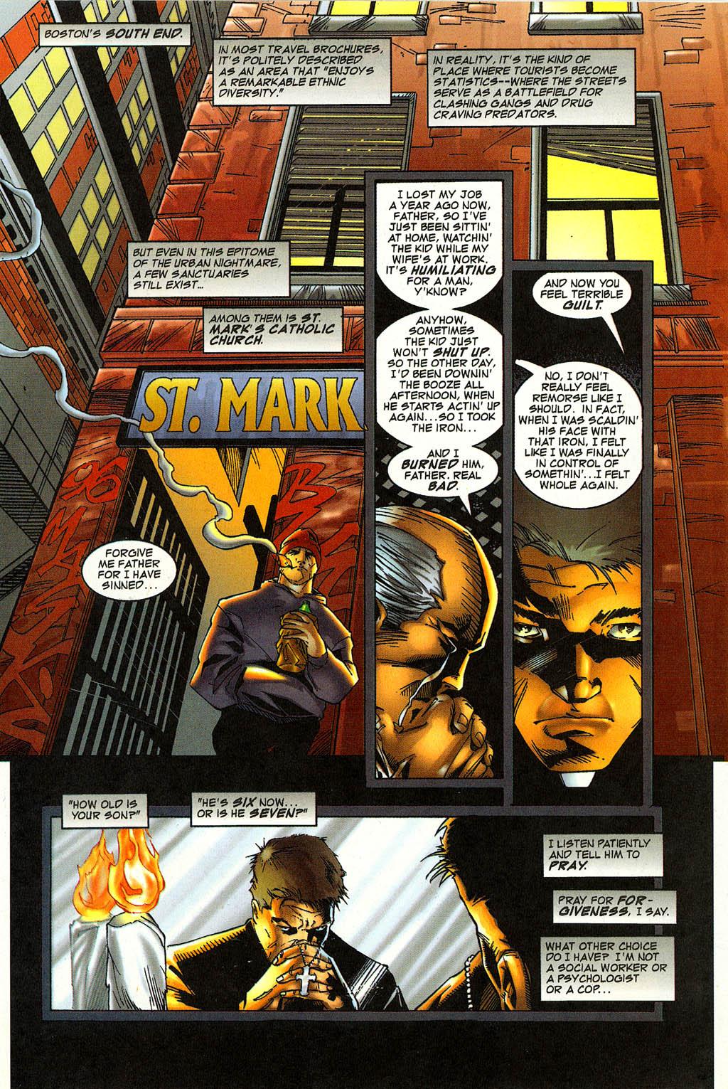 Read online Avengelyne (1996) comic -  Issue #3 - 31