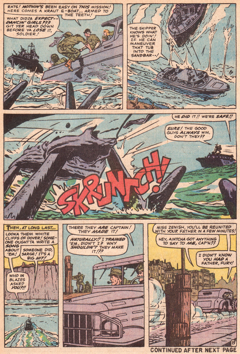 Read online Sgt. Fury comic -  Issue #80 - 29