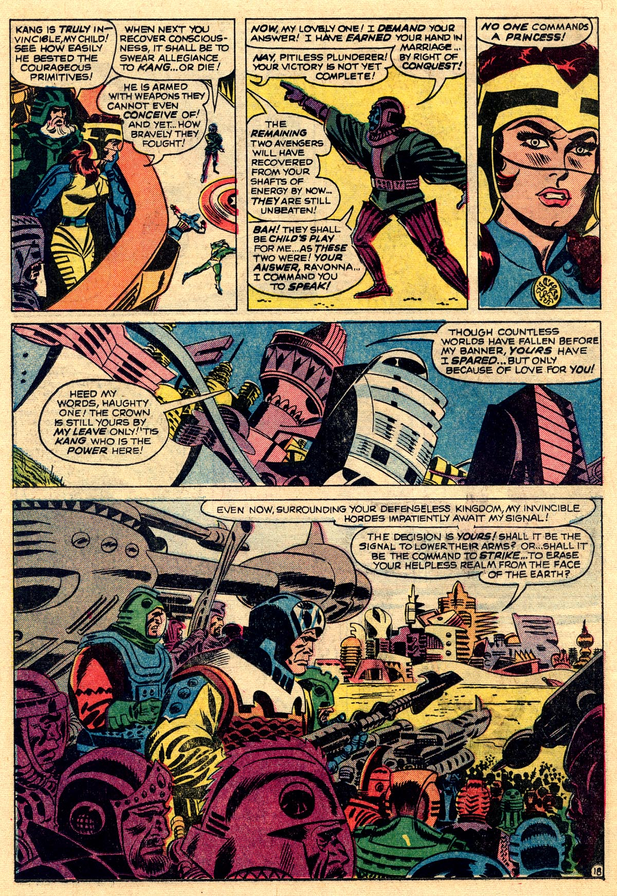 The Avengers (1963) 23 Page 25