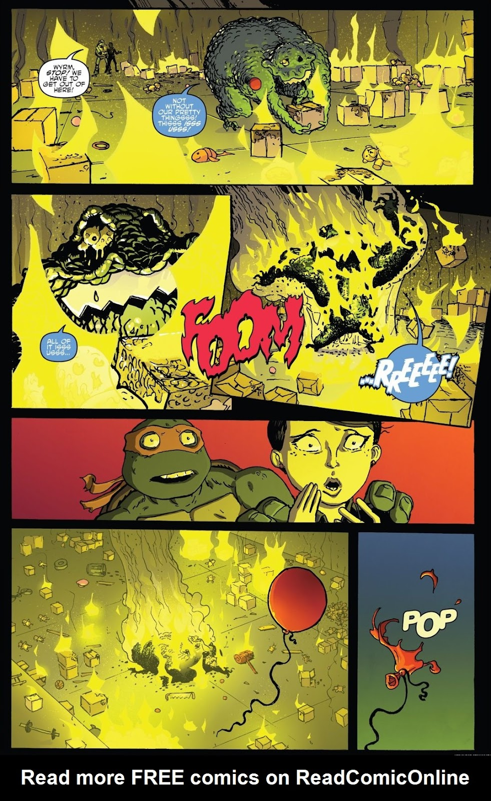 Read online Teenage Mutant Ninja Turtles: The IDW Collection comic -  Issue # TPB 8 (Part 3) - 89