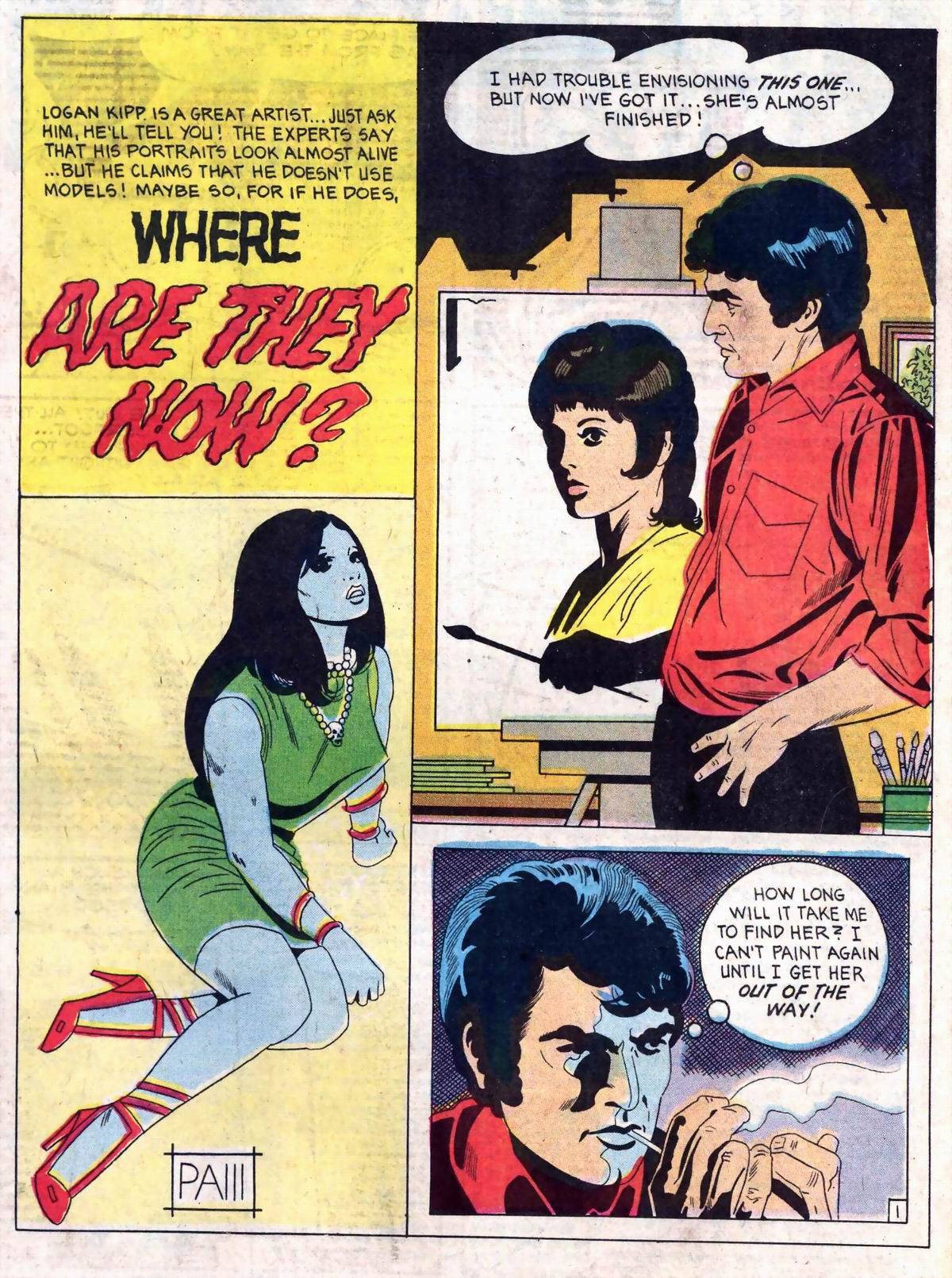 Read online Scary Tales comic -  Issue #41 - 21