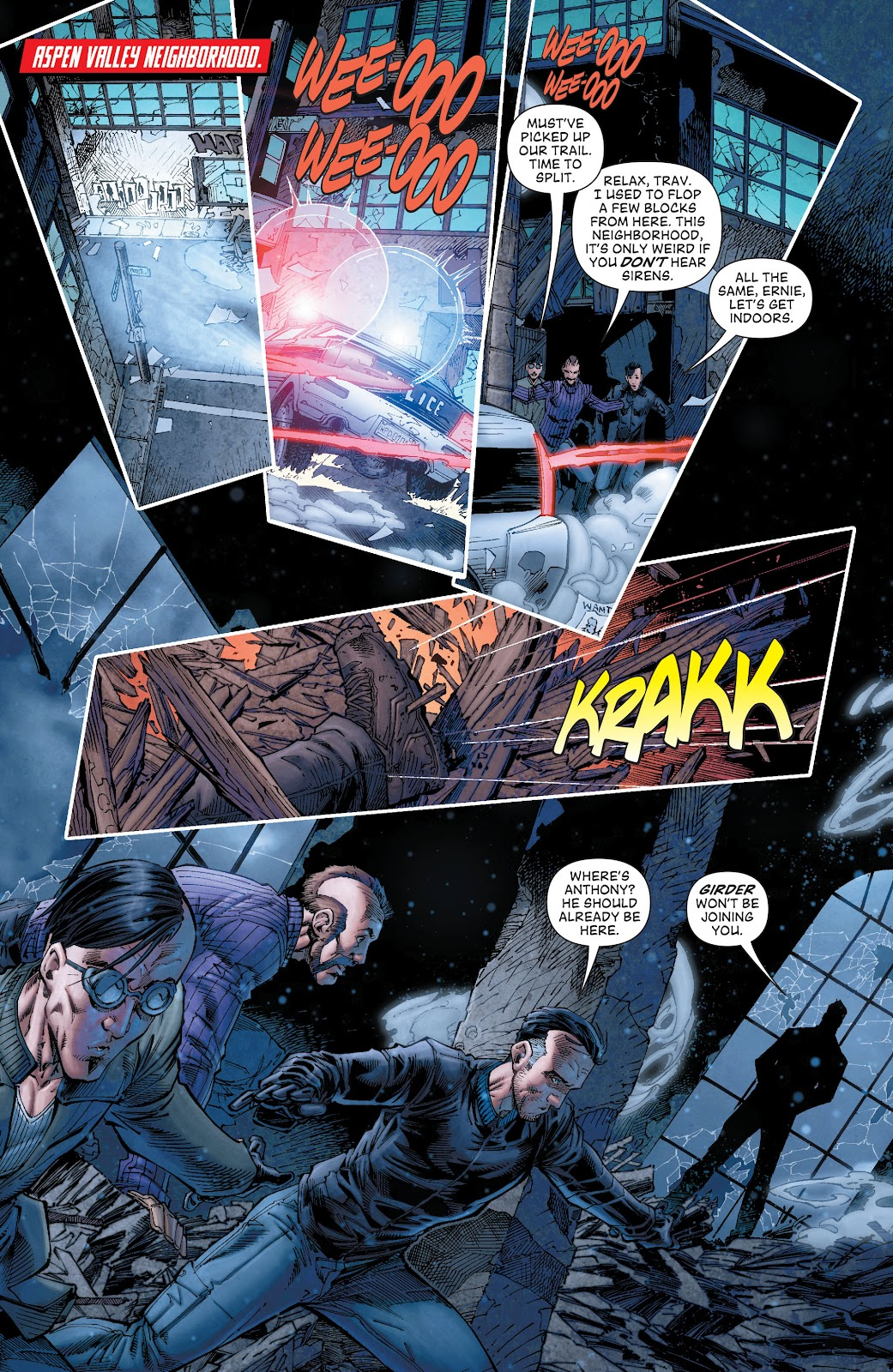 Read online The Flash (2011) comic -  Issue # _TPB 8 (Part 1) - 99
