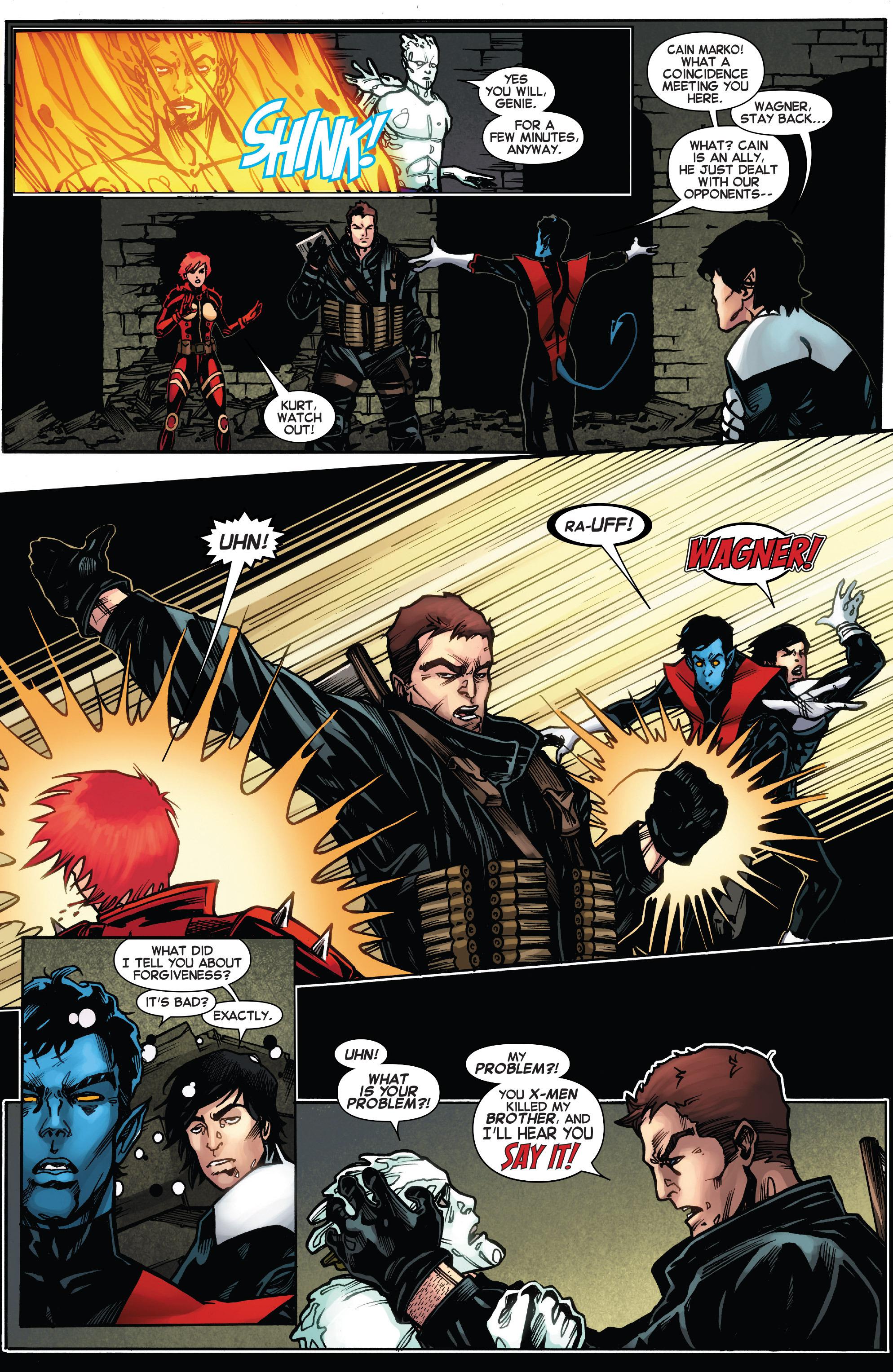 Read online Amazing X-Men (2014) comic -  Issue #17 - 5