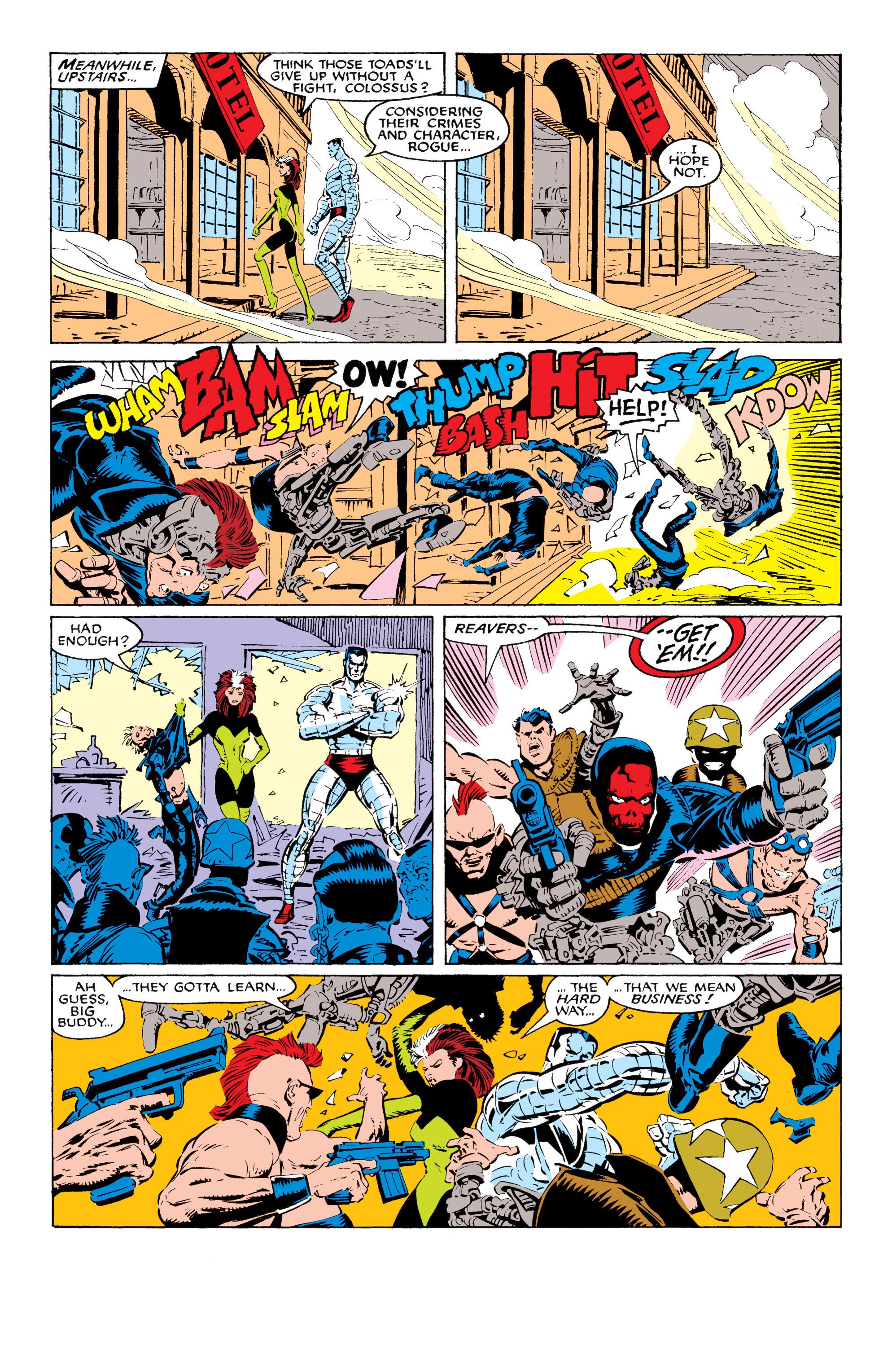 Read online Uncanny X-Men (1963) comic -  Issue #229 - 14