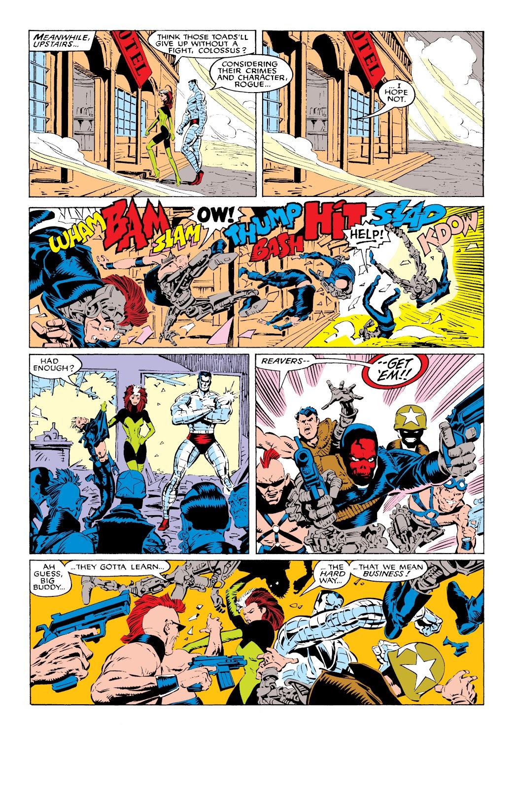 Uncanny X-Men (1963) issue 229 - Page 14
