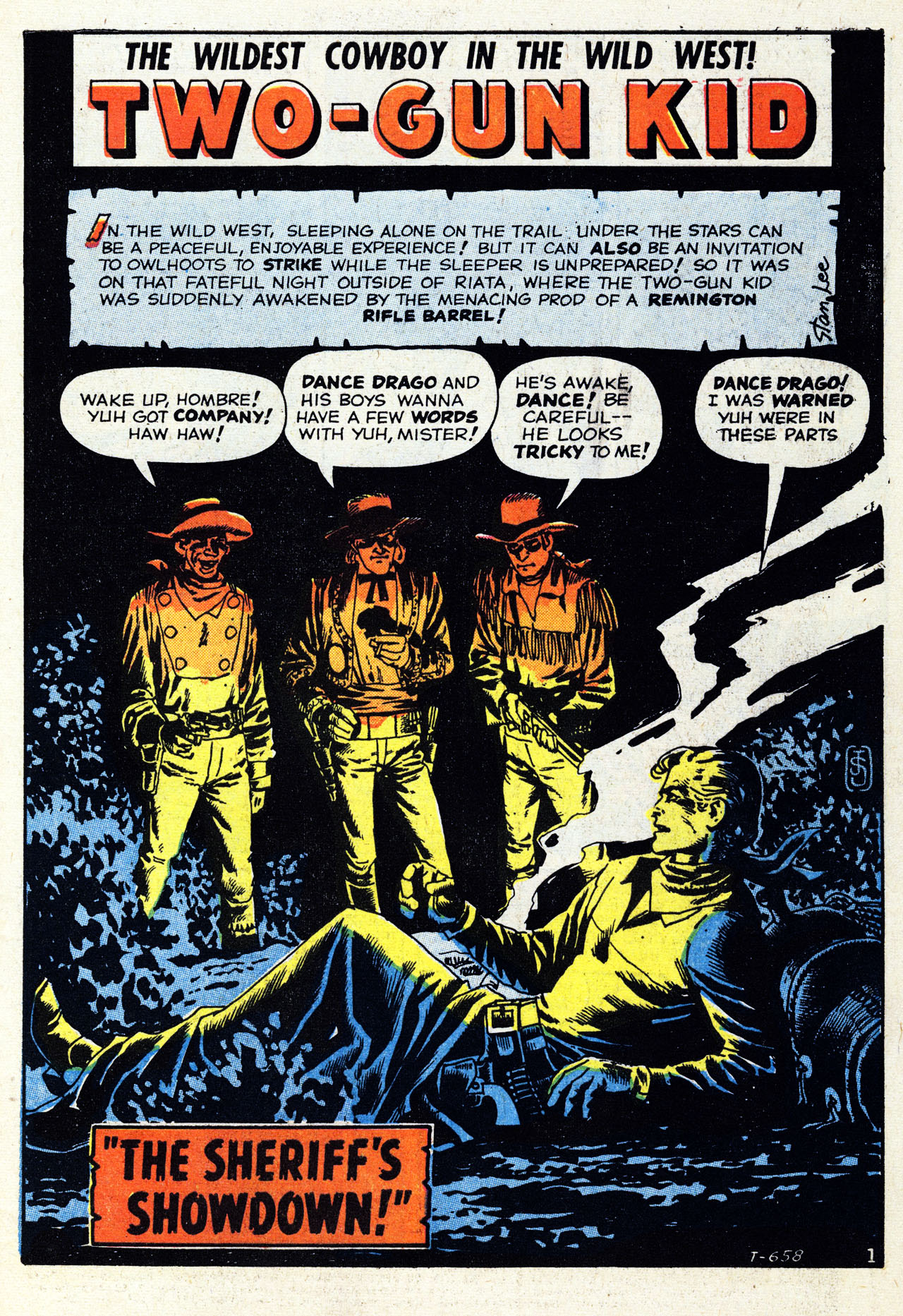 Read online Two-Gun Kid comic -  Issue #53 - 3