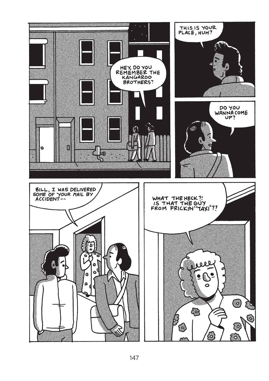 Read online Is This Guy For Real?: The Unbelievable Andy Kaufman comic -  Issue # TPB (Part 2) - 52