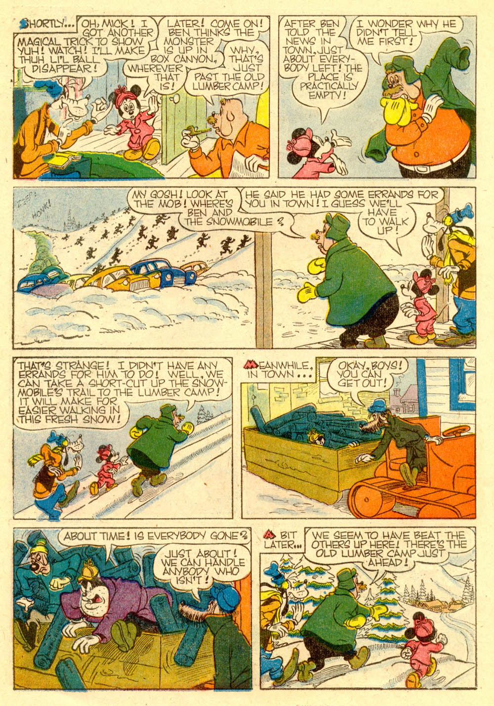 Walt Disney's Comics and Stories issue 222 - Page 26