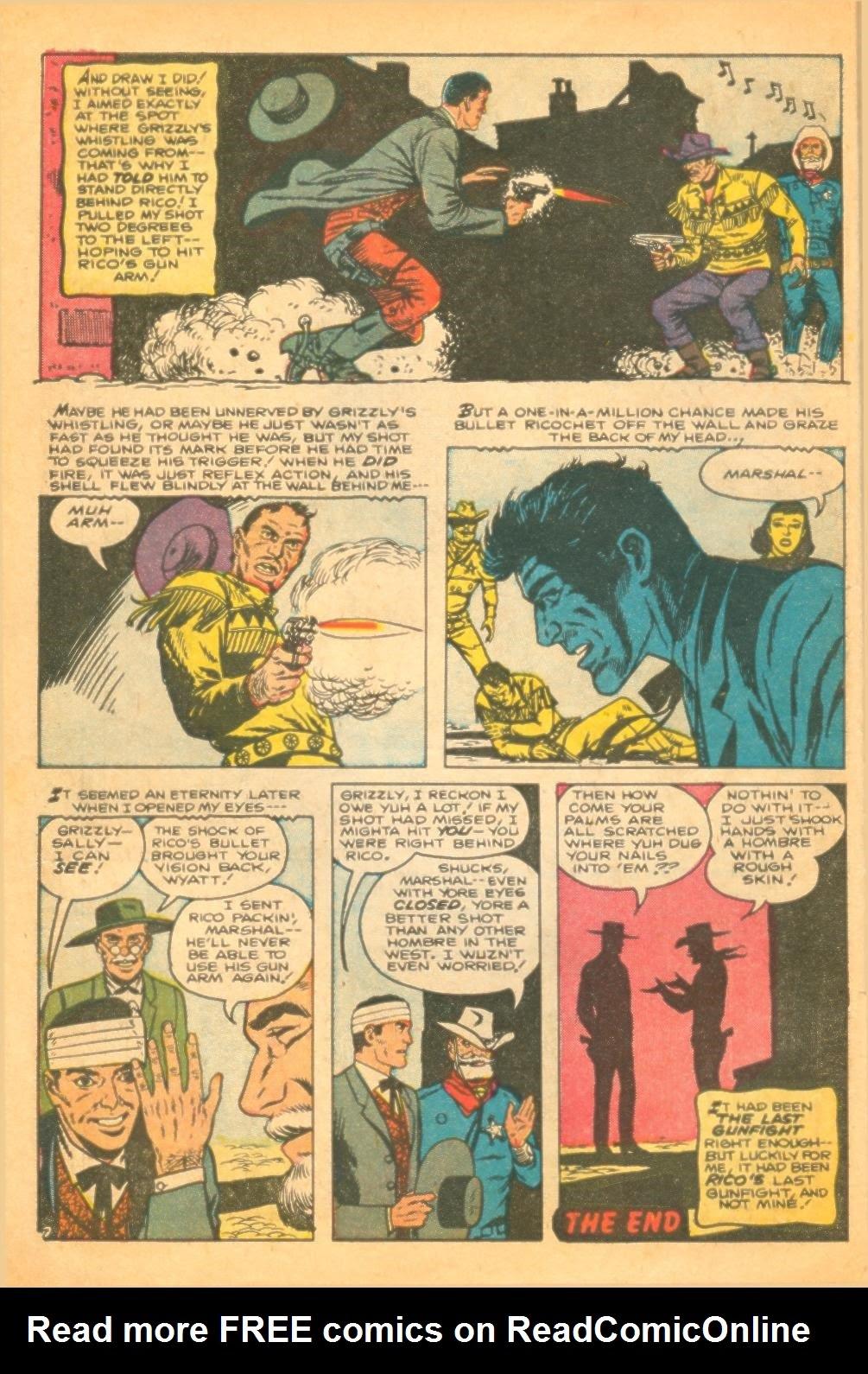 Wyatt Earp issue 21 - Page 10