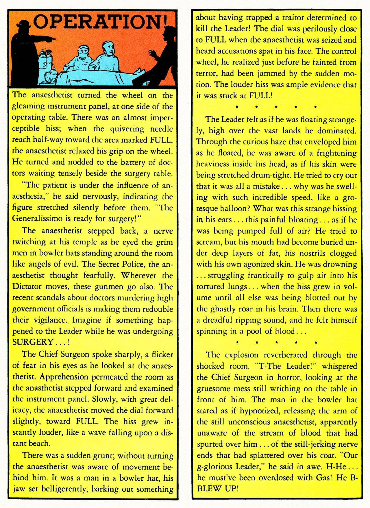 Read online Shock SuspenStories comic -  Issue #10 - 20