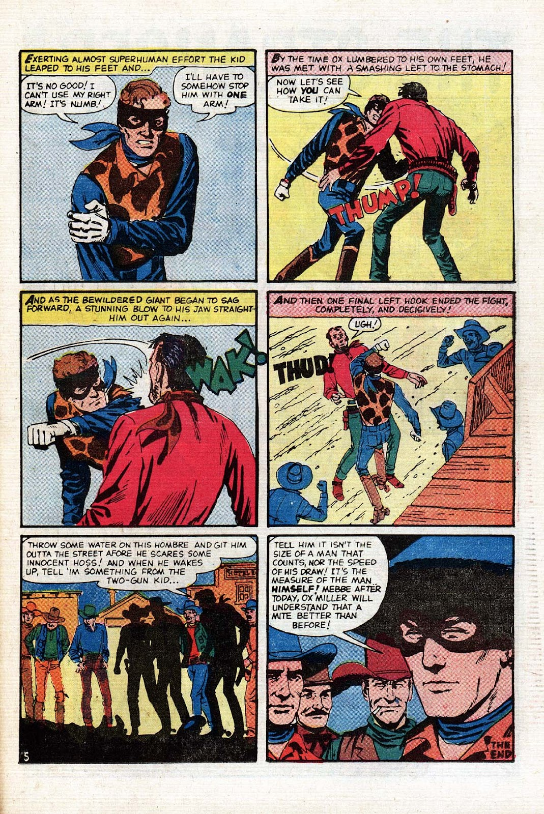 The Mighty Marvel Western issue 15 - Page 29