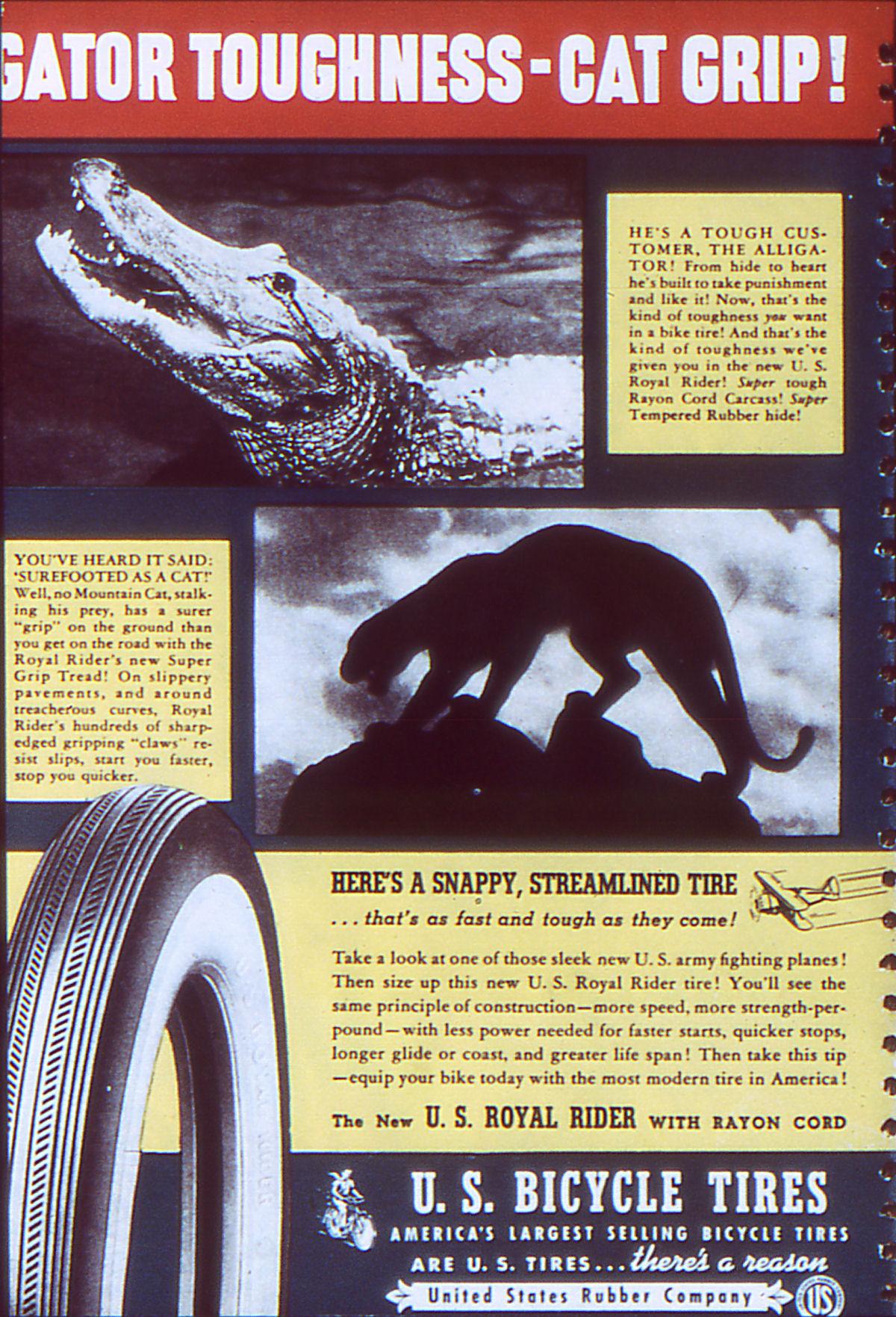 Read online Adventure Comics (1938) comic -  Issue #54 - 69
