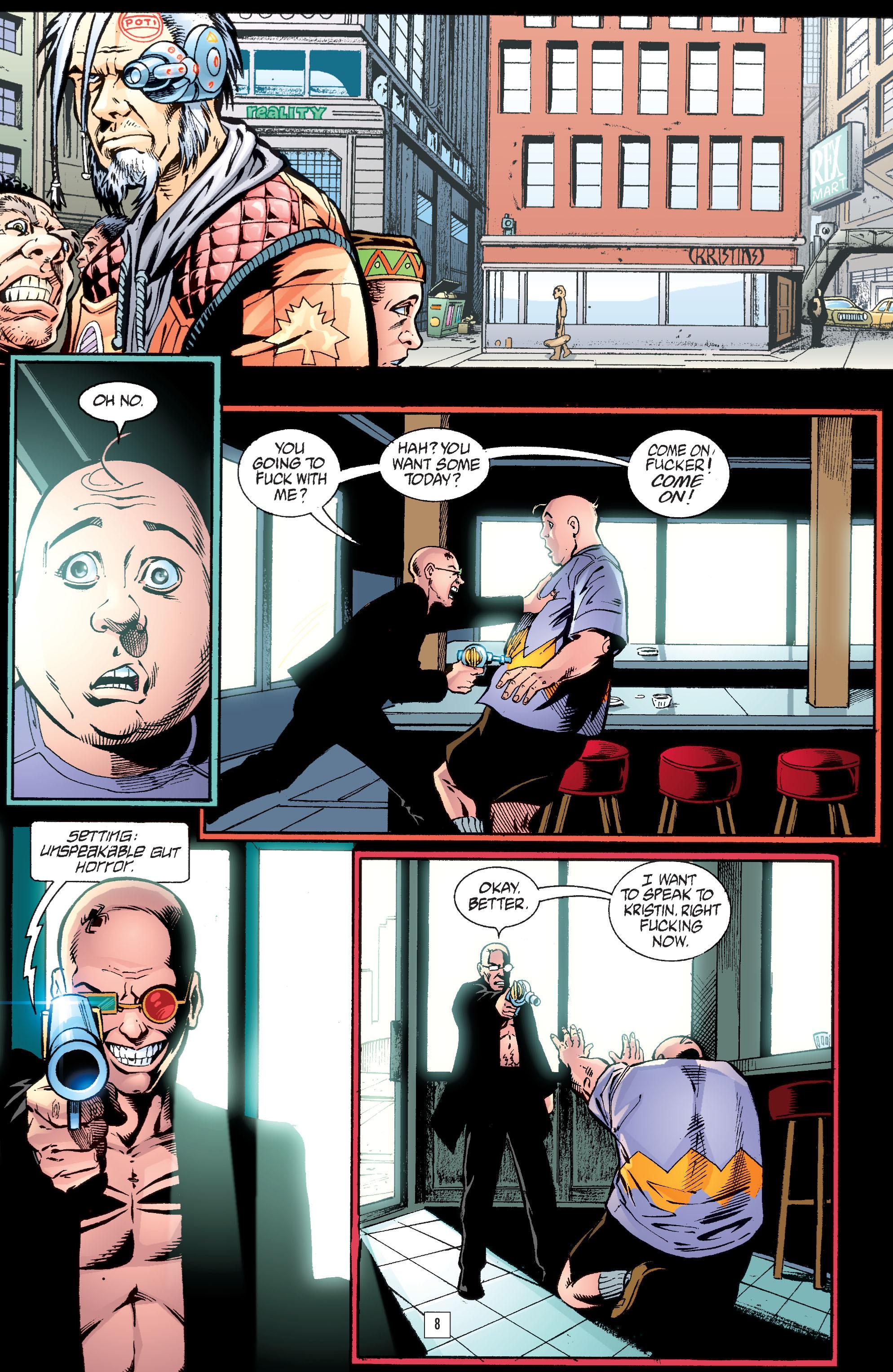 Read online Transmetropolitan comic -  Issue #34 - 9