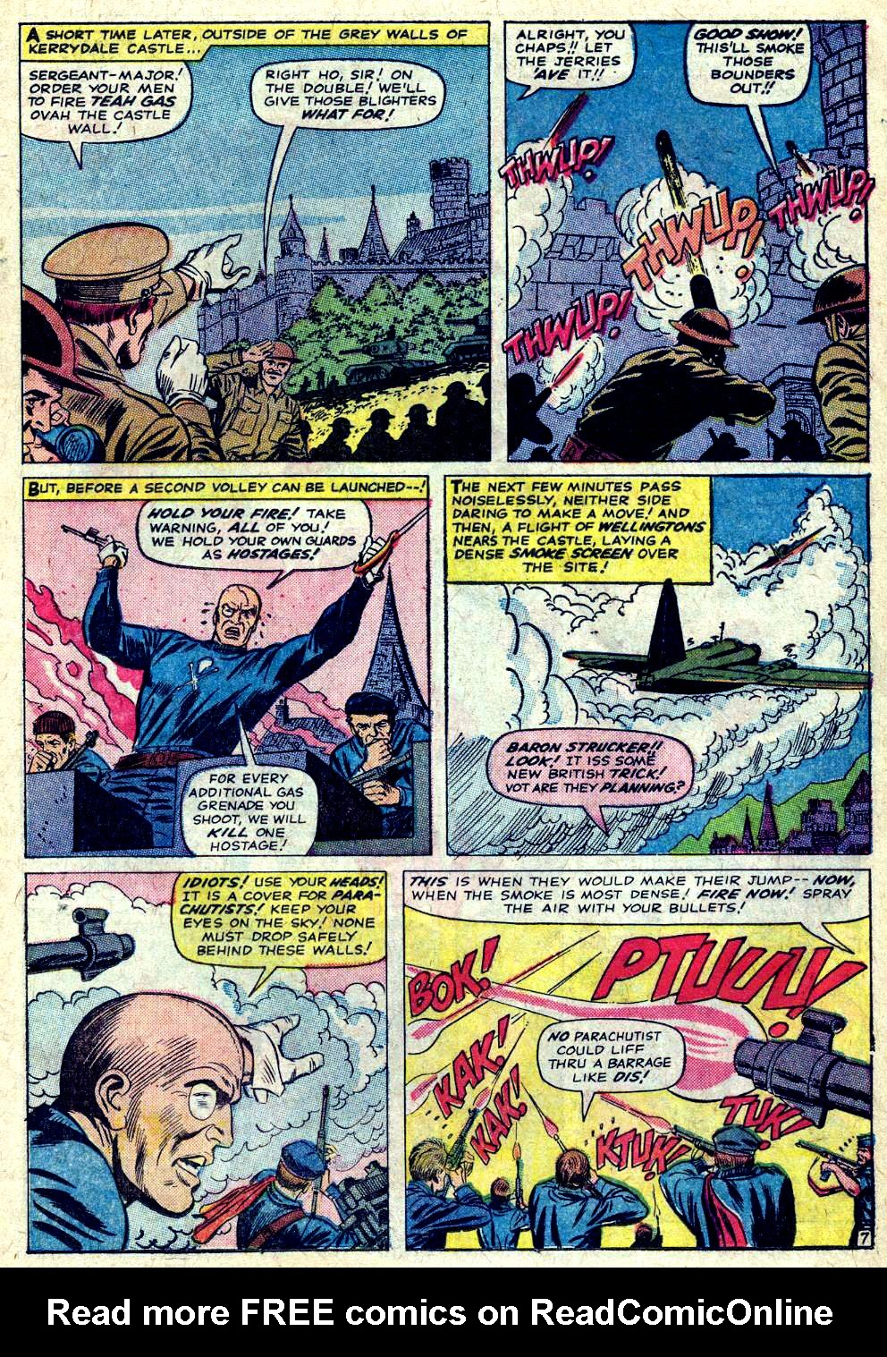Read online Sgt. Fury comic -  Issue #20 - 11