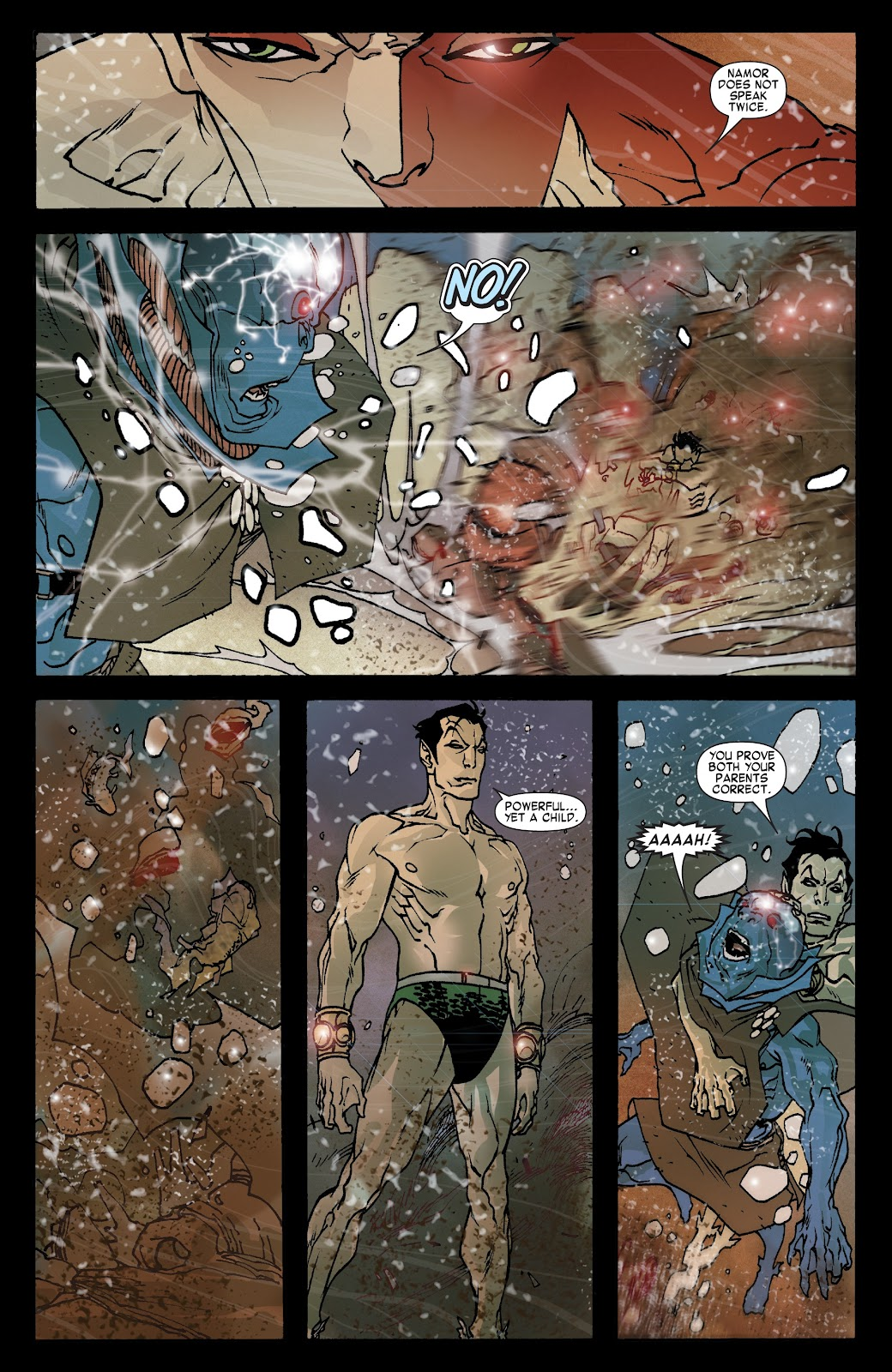 Read online Siege Prelude comic -  Issue # TPB (Part 2) - 5