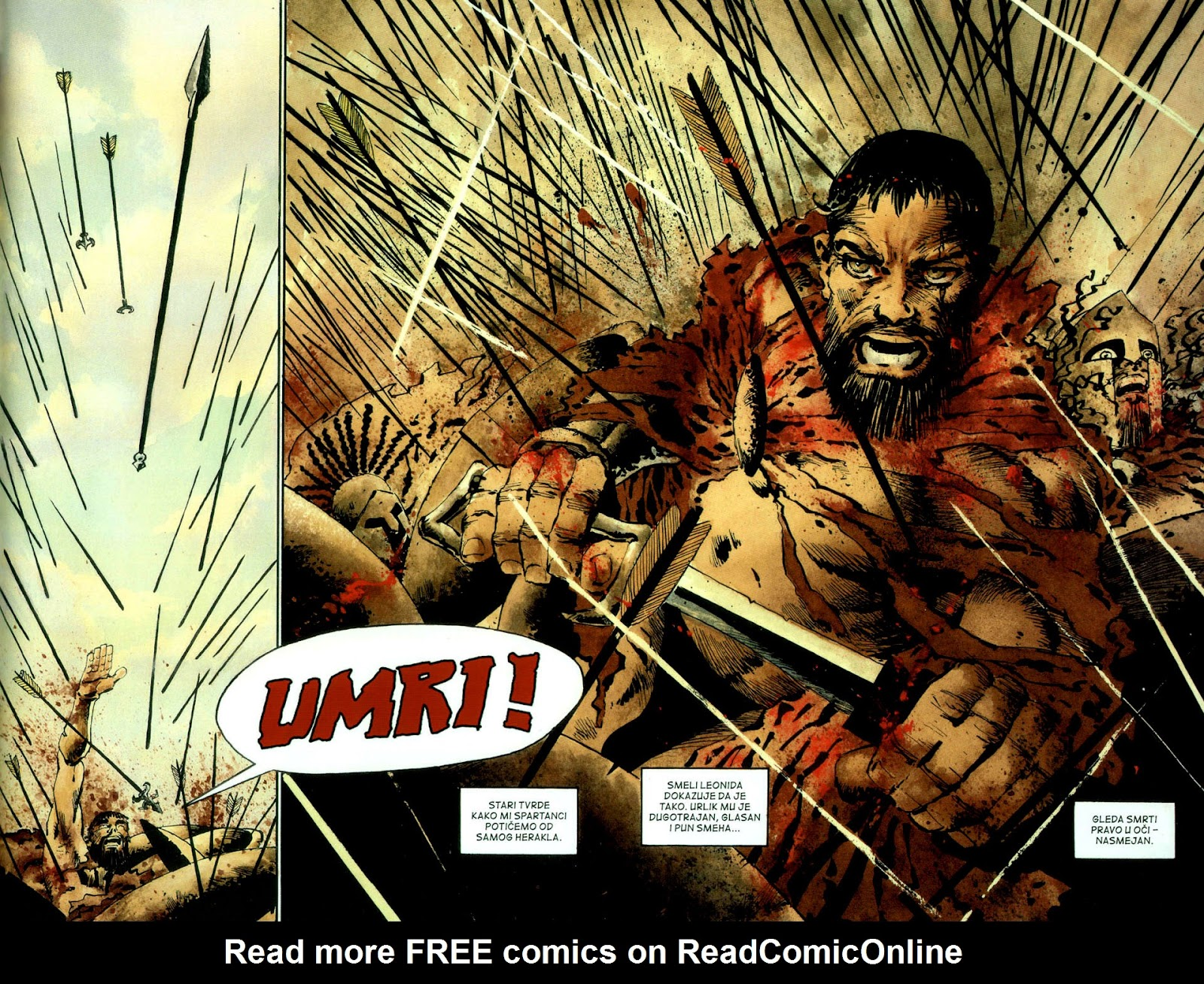 Read online 300 (2007) comic -  Issue # TPB - 80