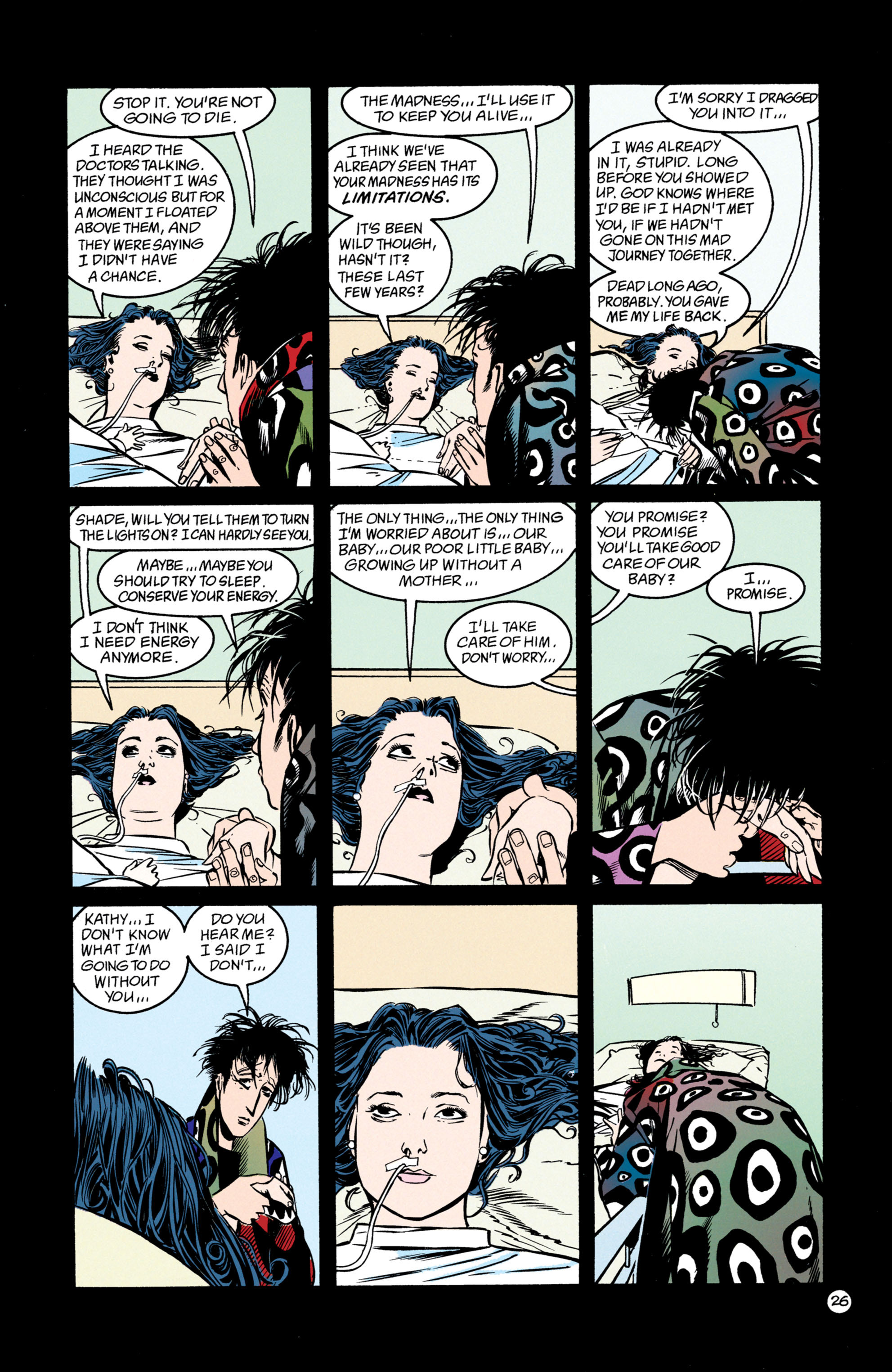 Read online Shade, the Changing Man comic -  Issue #50 - 27