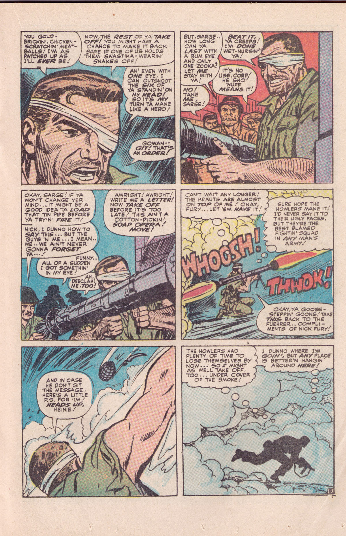 Read online Sgt. Fury comic -  Issue #89 - 13